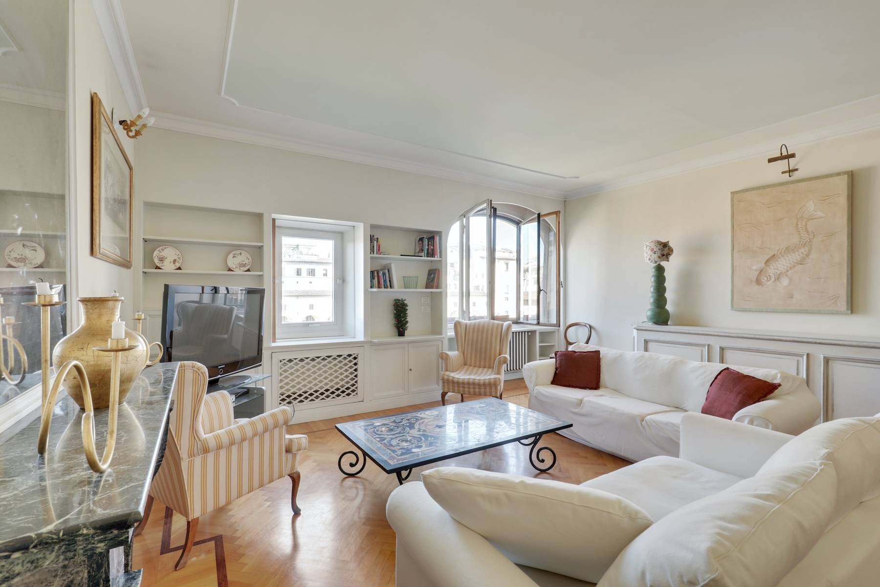 Appartamento in Vendita a Firenze Centro: 5 locali, 140 mq