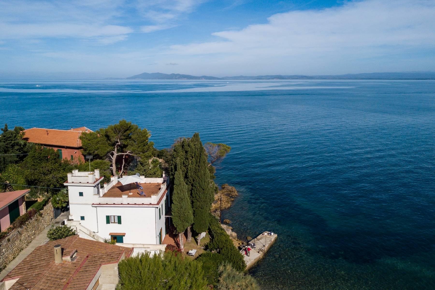 Villa in Vendita a Monte Argentario via punta nera