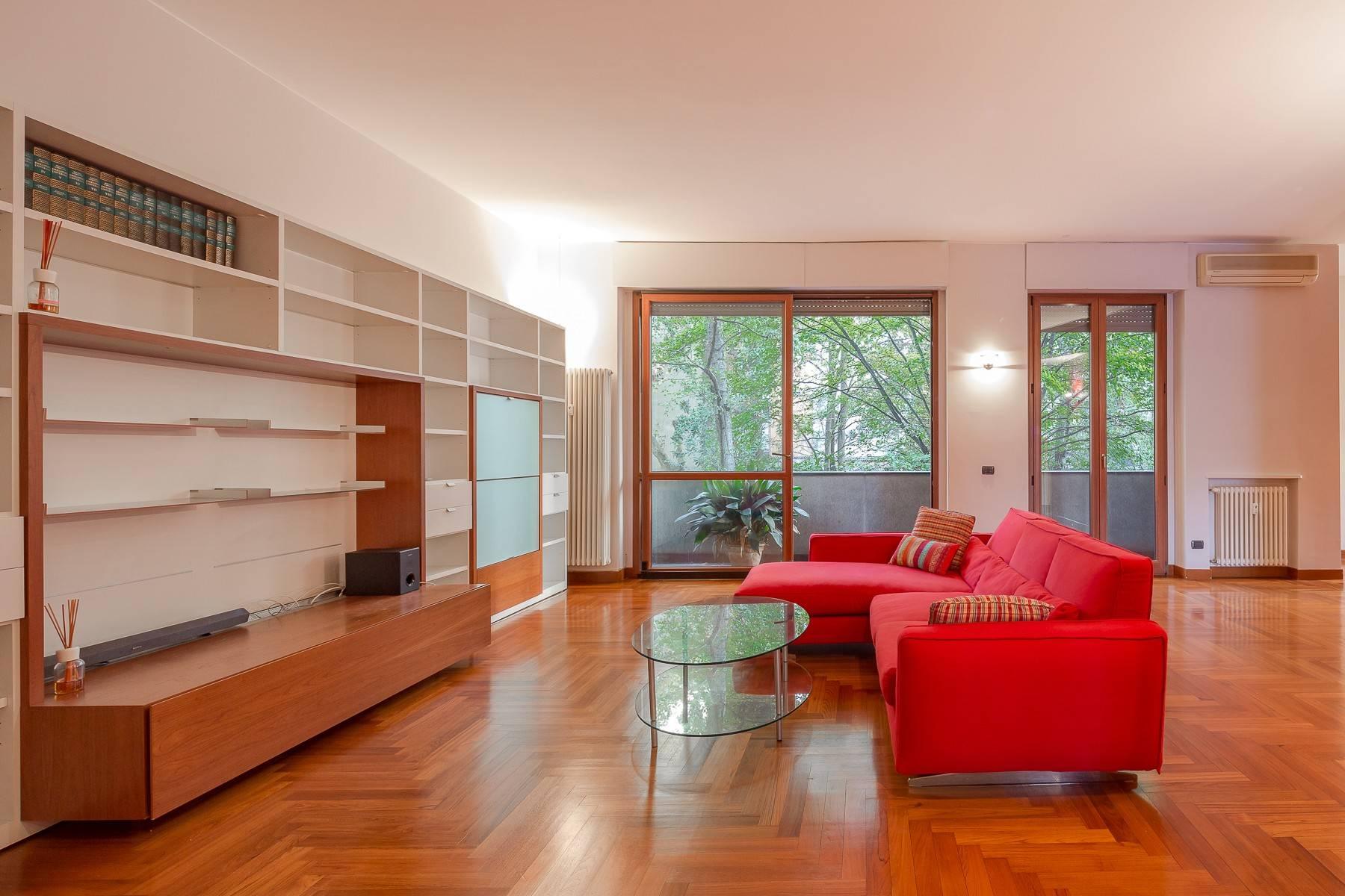 Appartamento in Affitto a Milano via san vincenzo