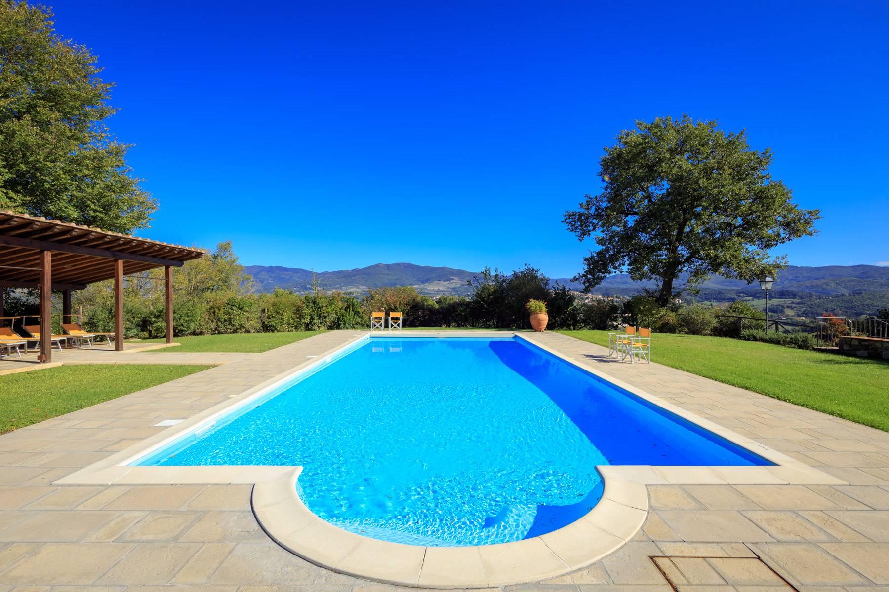 Villa in Vendita a Poppi: 5 locali, 1075 mq - Foto 29