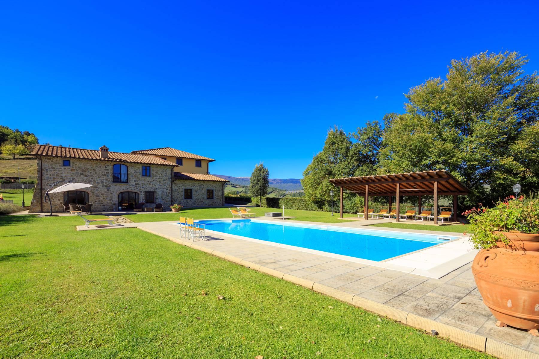 Villa in Vendita a Poppi: 5 locali, 1075 mq - Foto 4