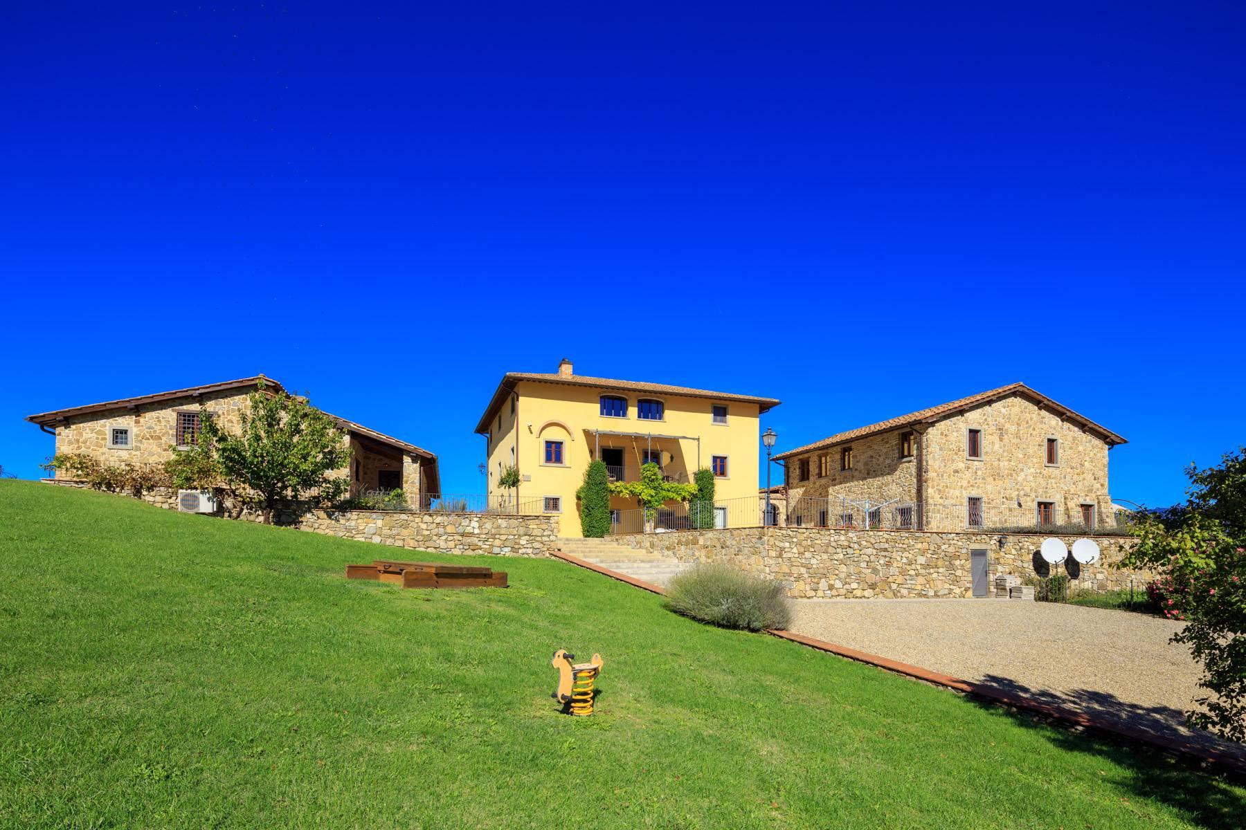 Villa in Vendita a Poppi: 5 locali, 1075 mq - Foto 6