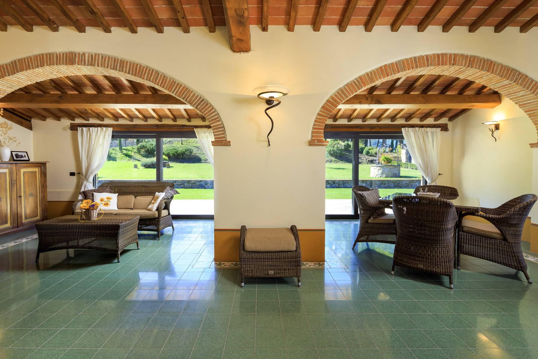 Villa in Vendita a Poppi: 5 locali, 1075 mq - Foto 17