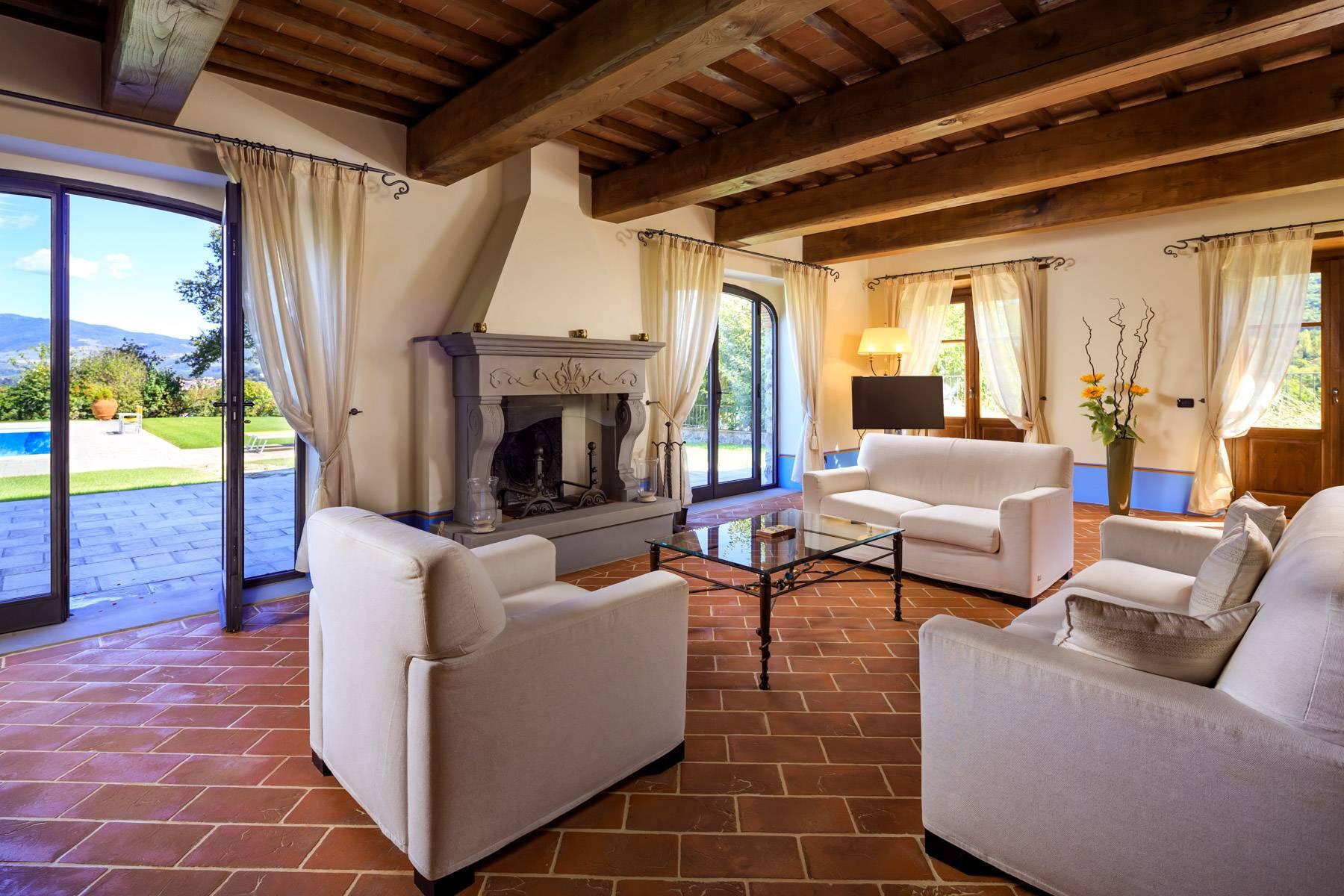 Villa in Vendita a Poppi: 5 locali, 1075 mq - Foto 7