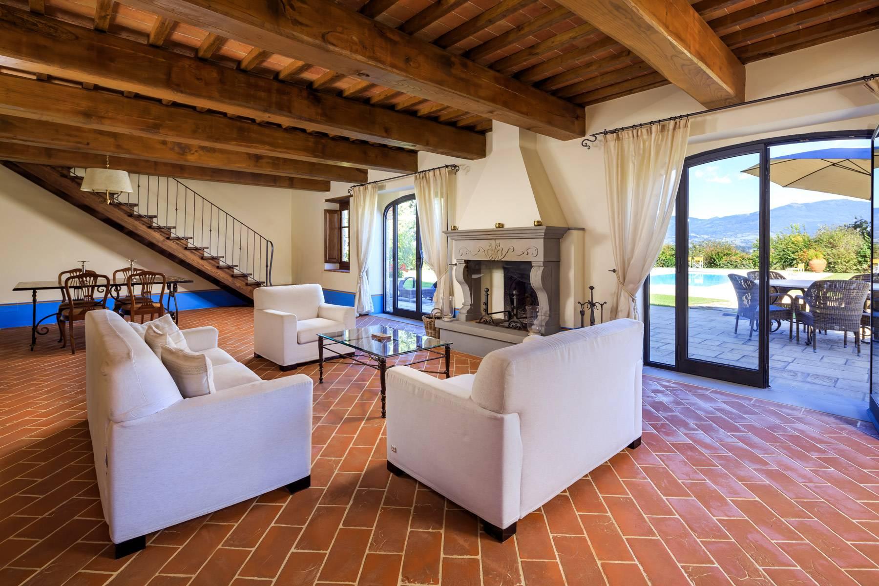 Villa in Vendita a Poppi: 5 locali, 1075 mq - Foto 8