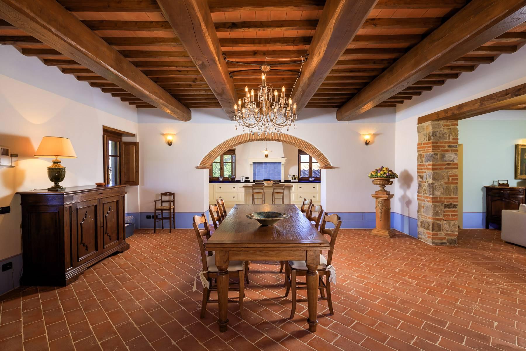 Villa in Vendita a Poppi: 5 locali, 1075 mq - Foto 9