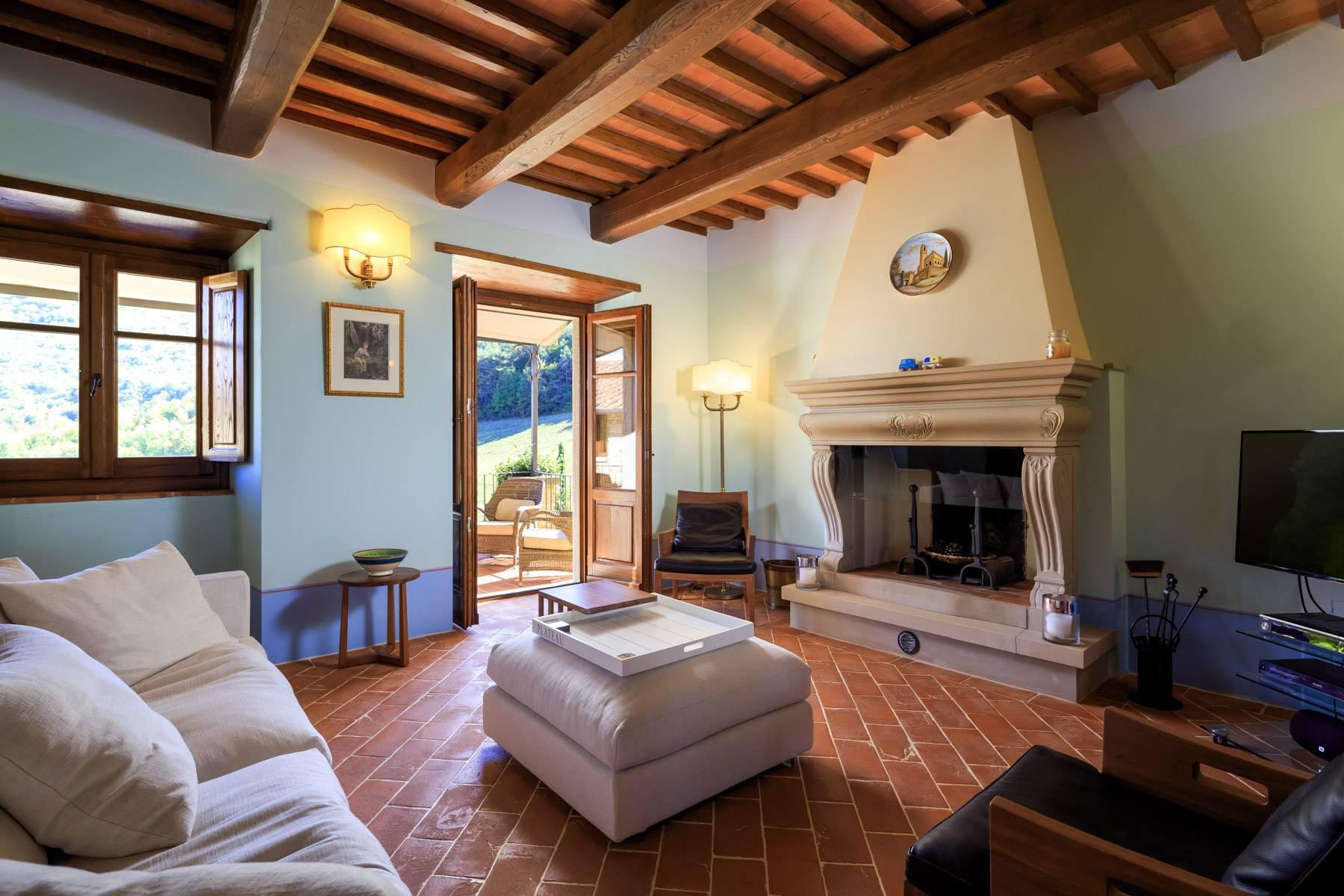 Villa in Vendita a Poppi: 5 locali, 1075 mq - Foto 23