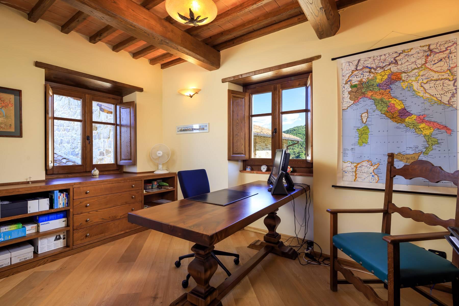 Villa in Vendita a Poppi: 5 locali, 1075 mq - Foto 24