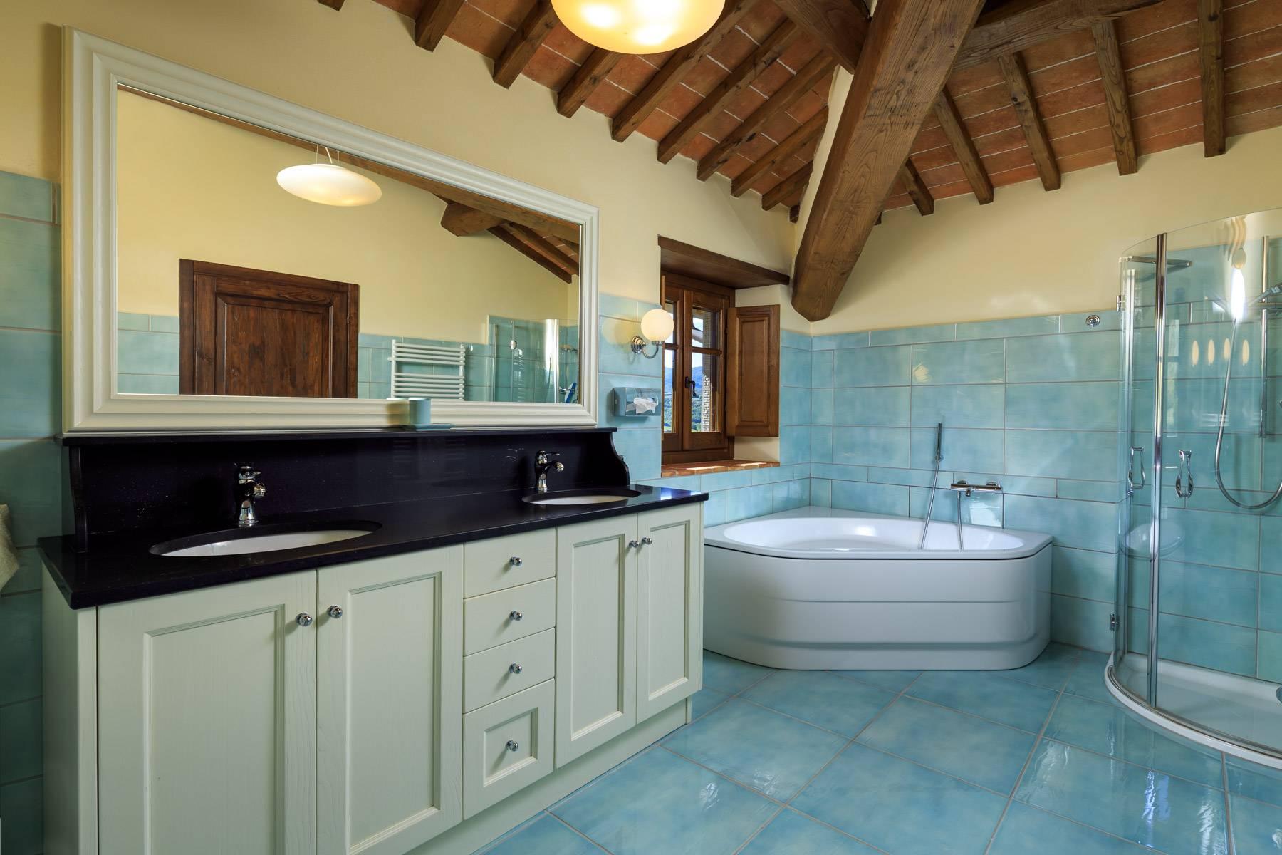 Villa in Vendita a Poppi: 5 locali, 1075 mq - Foto 26
