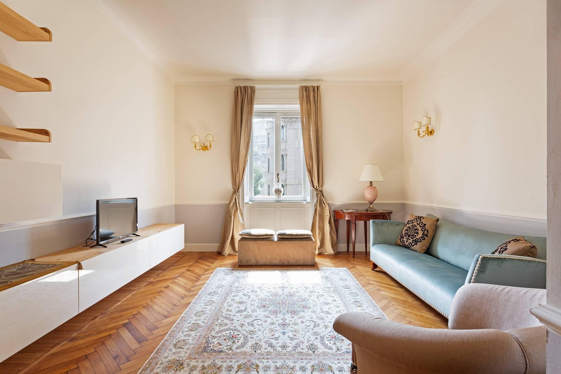 Appartamento in Affitto a Milano via fabio filzi