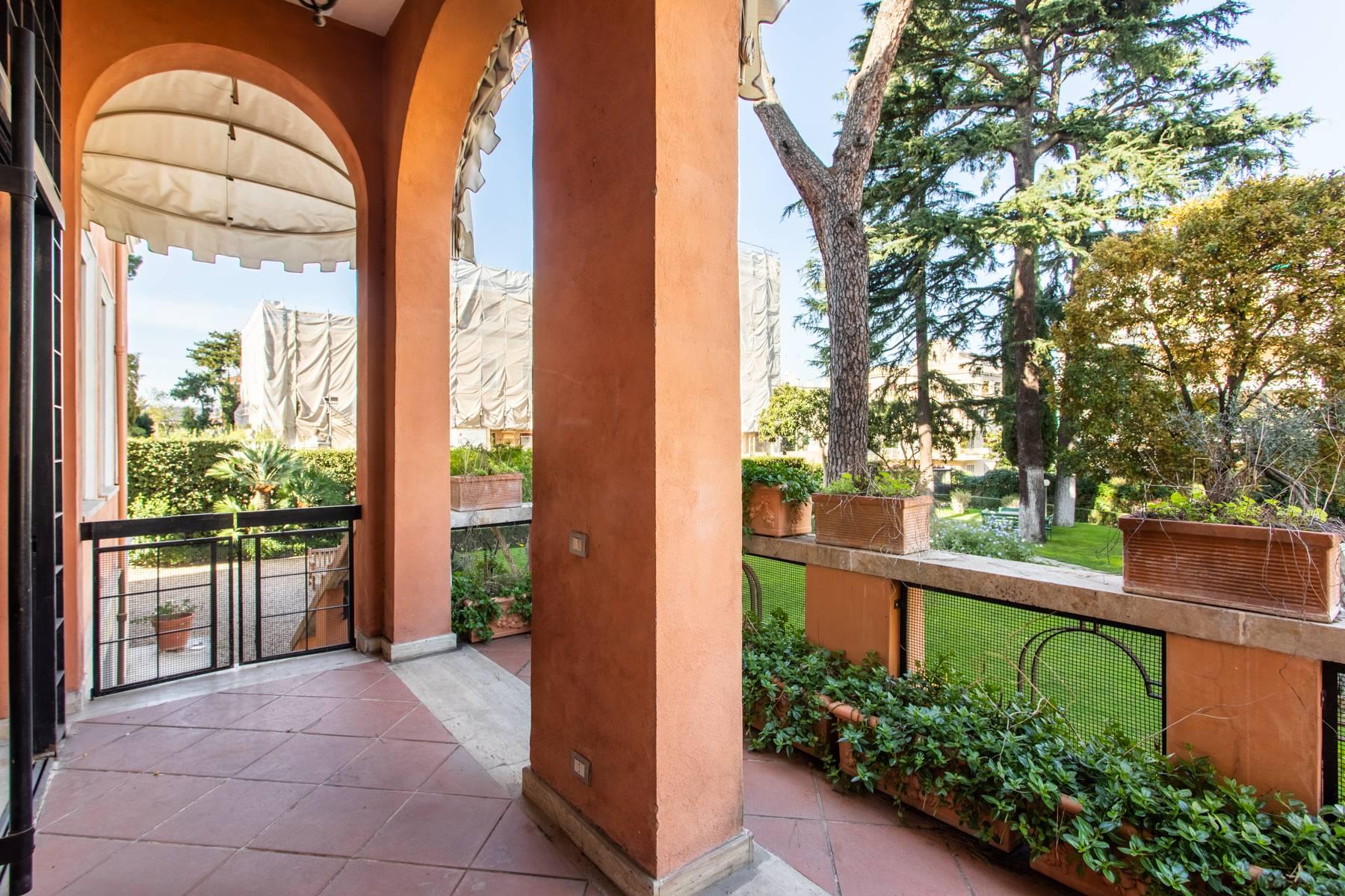 Appartamento in Vendita a Roma 02 Parioli / Pinciano / Flaminio: 5 locali, 253 mq