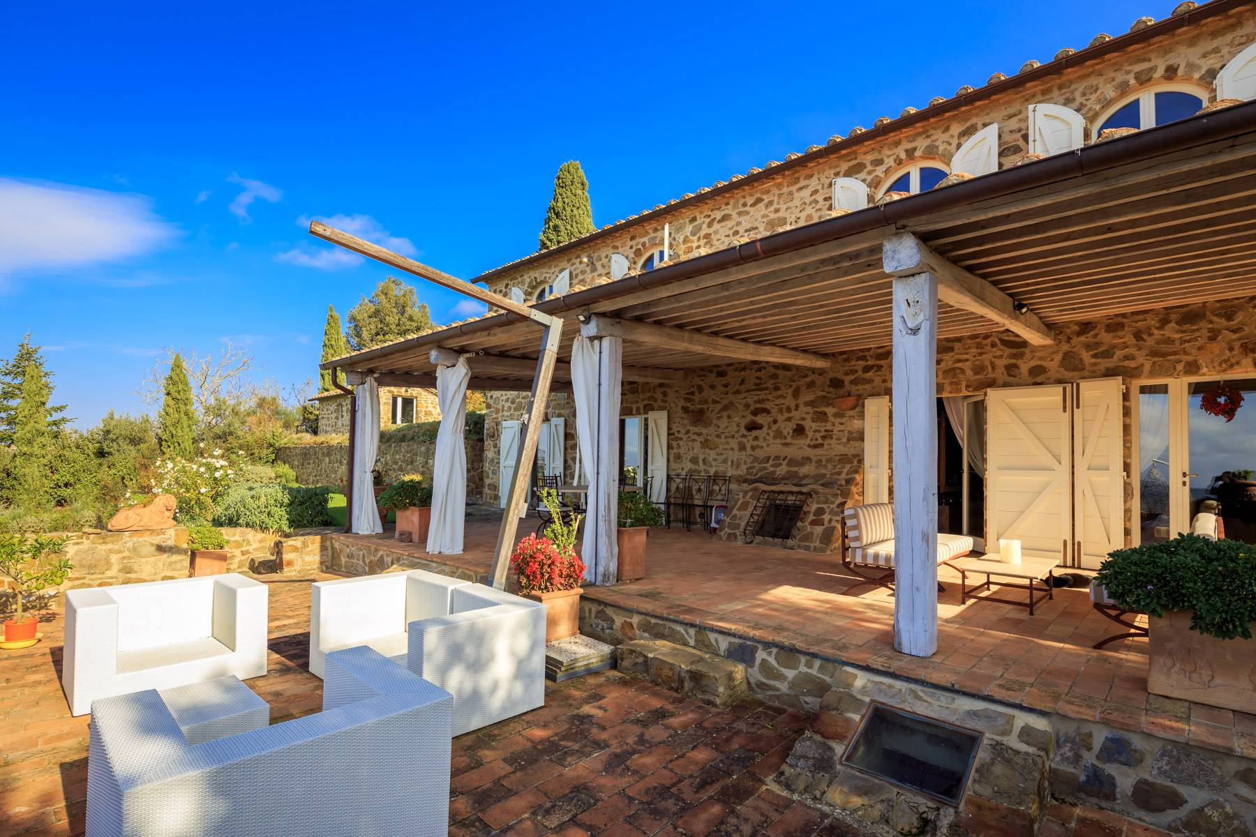 Rustico in Vendita a Montalcino: 5 locali, 300 mq - Foto 24
