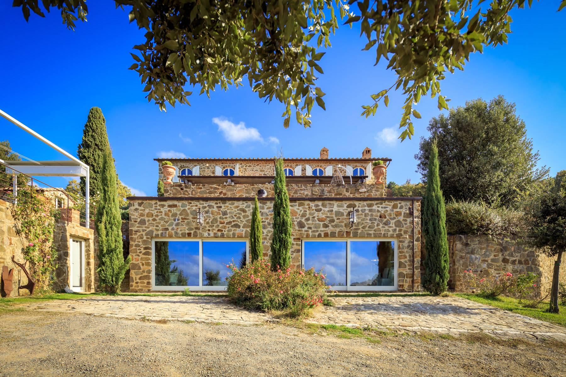 Rustico in Vendita a Montalcino: 5 locali, 300 mq - Foto 2