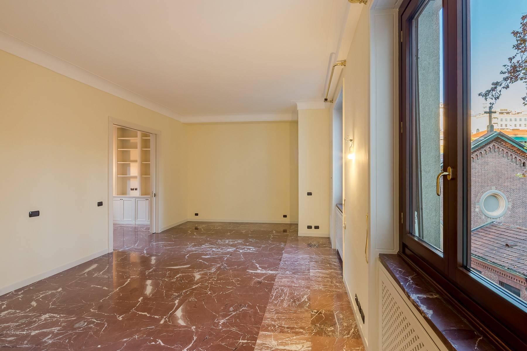 Appartamento in Affitto a Milano: 5 locali, 226 mq - Foto 8