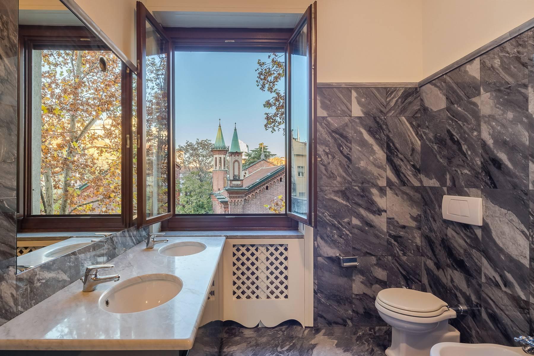 Appartamento in Affitto a Milano: 5 locali, 226 mq - Foto 16