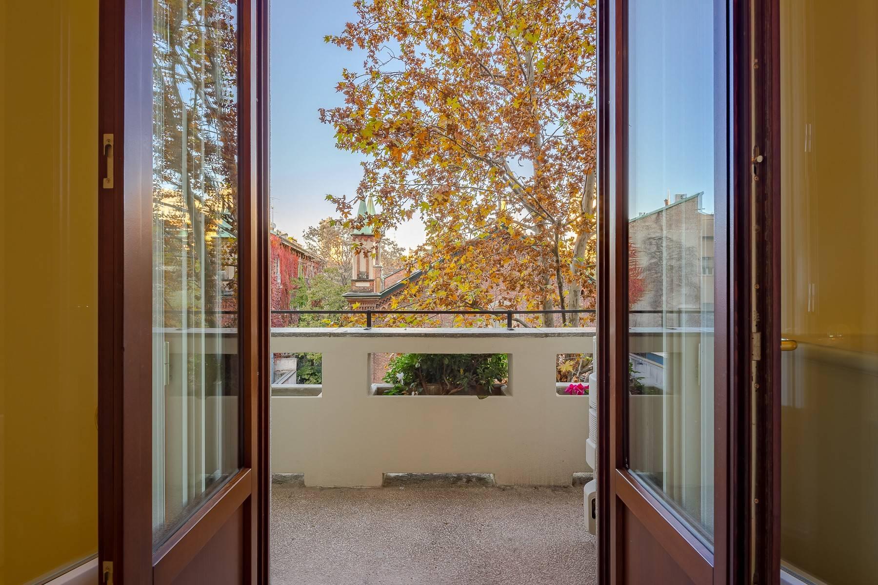 Appartamento in Affitto a Milano via marco de marchi