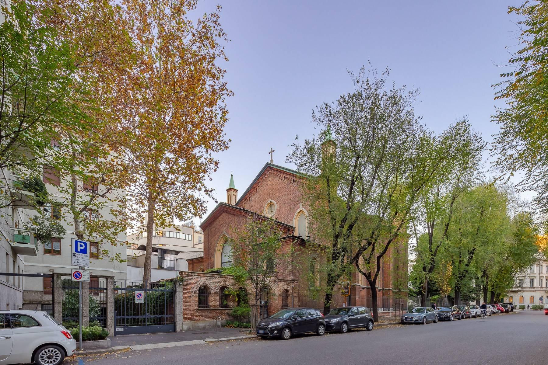 Appartamento in Affitto a Milano: 5 locali, 226 mq - Foto 12