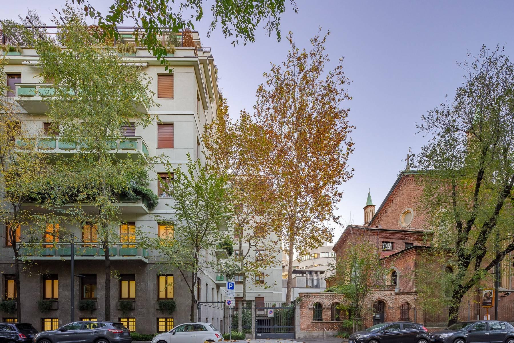 Appartamento in Affitto a Milano: 5 locali, 226 mq - Foto 25