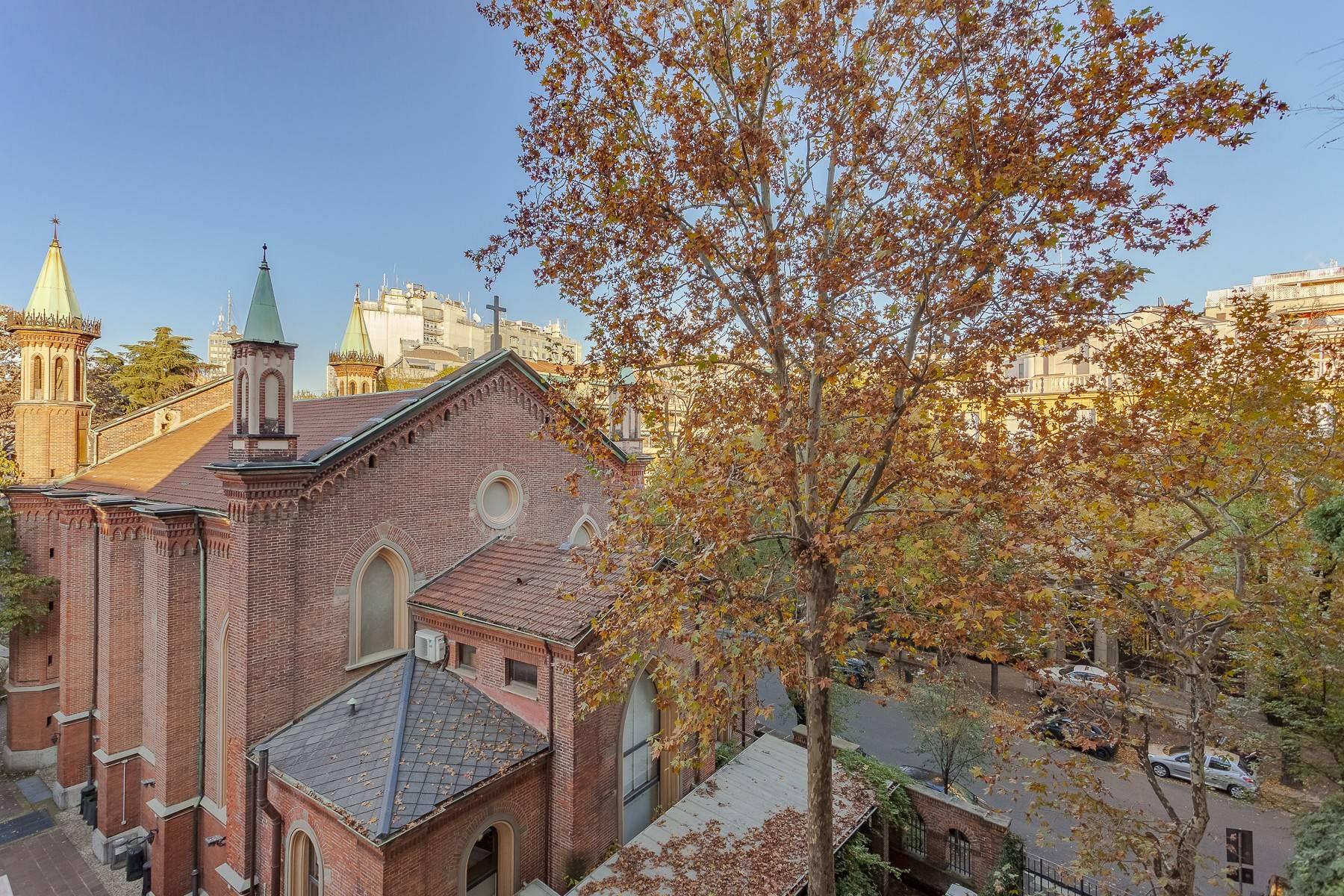 Appartamento in Affitto a Milano: 5 locali, 226 mq - Foto 13