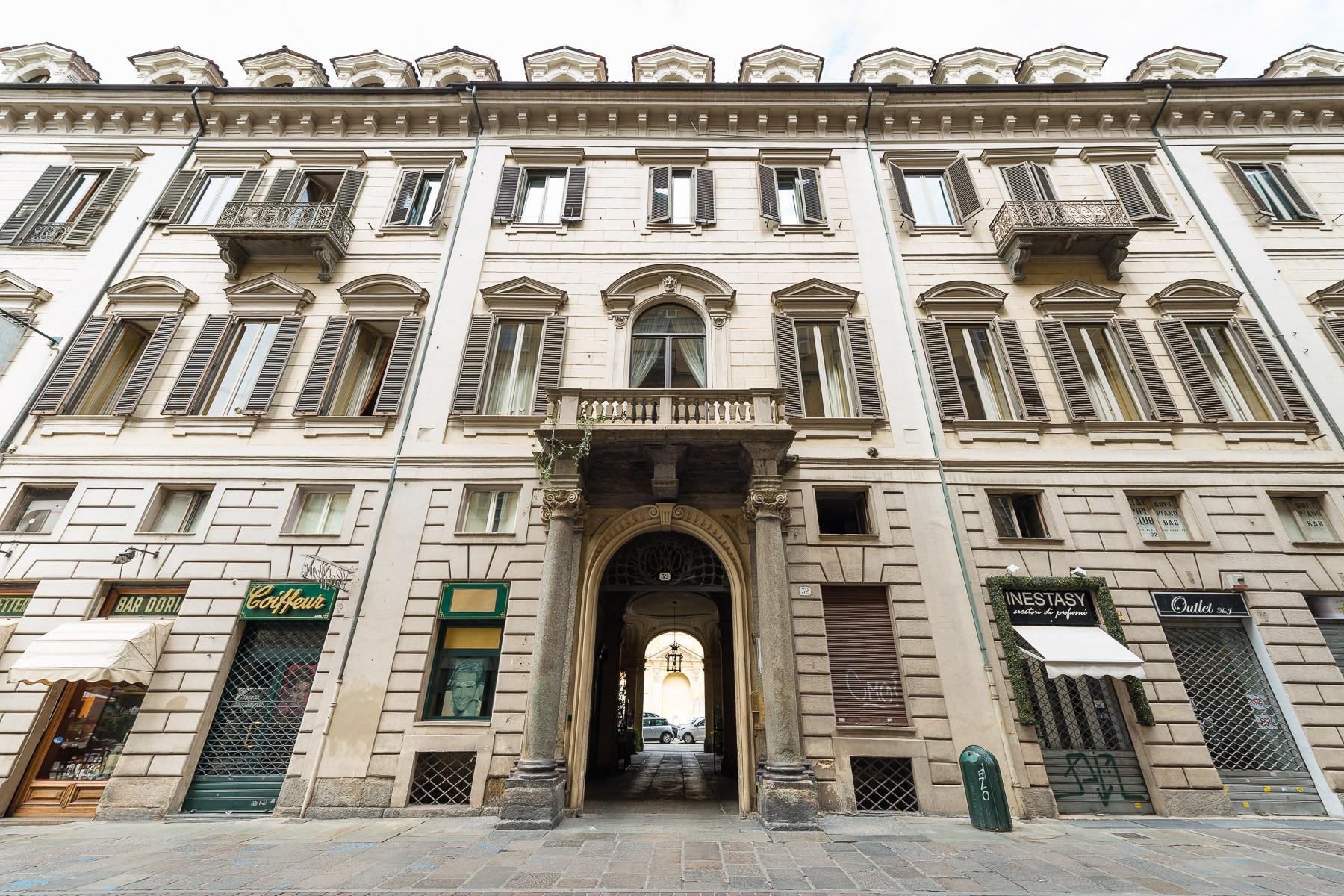 Appartamento in Vendita a Torino via carlo alberto