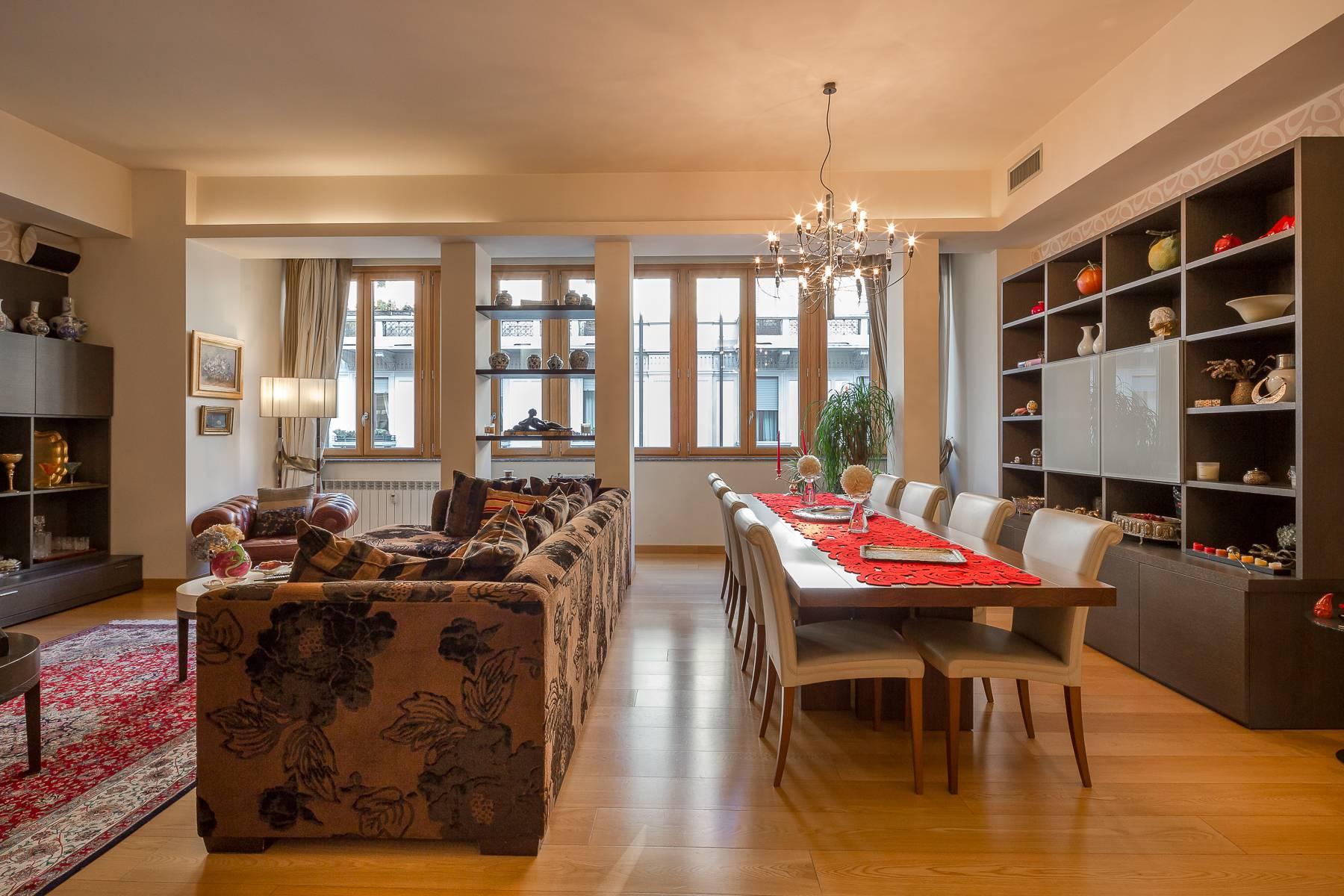 Appartamento in Vendita a Milano: 5 locali, 240 mq - Foto 16