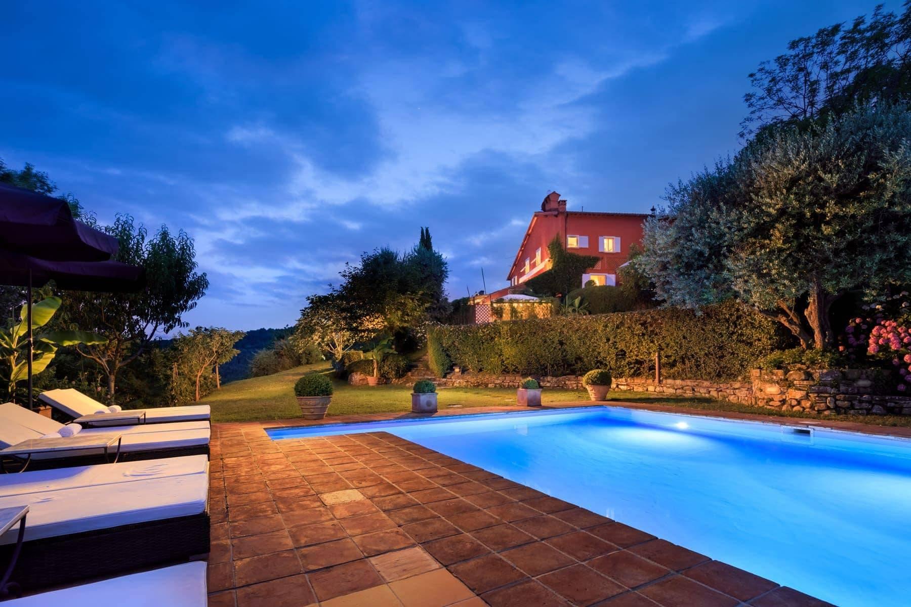 Villa in Vendita a Rignano Sull'Arno: 5 locali, 480 mq