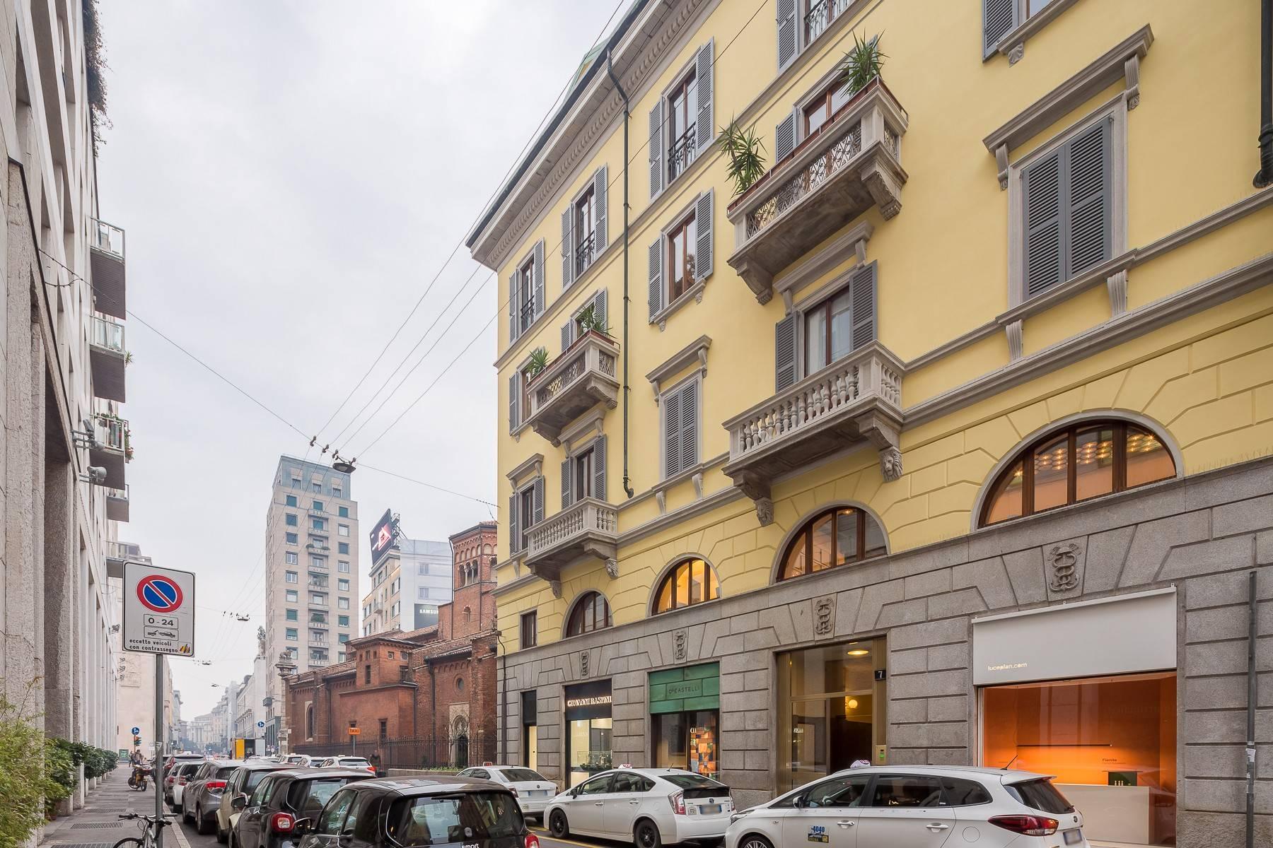 Appartamento in Affitto a Milano: 4 locali, 200 mq - Foto 26
