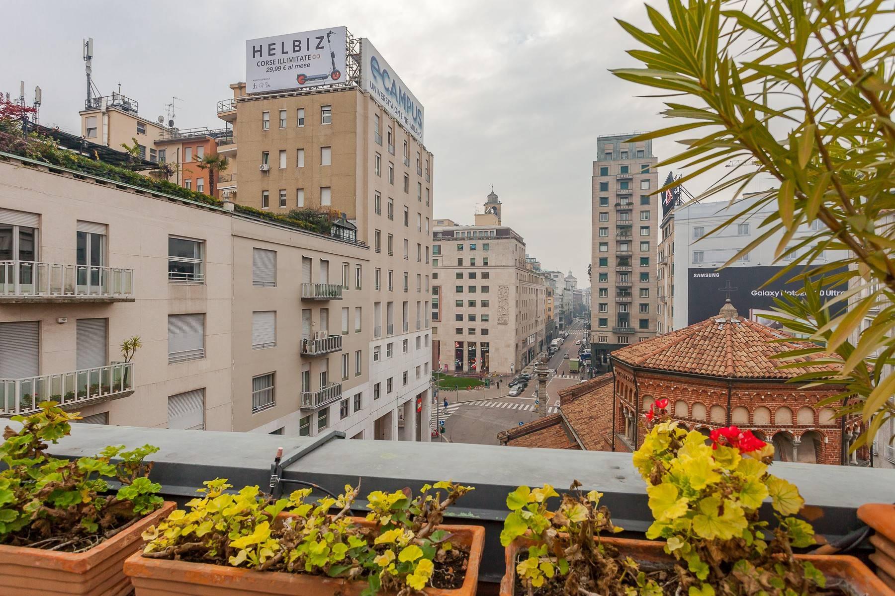 Appartamento in Affitto a Milano: 4 locali, 200 mq - Foto 12