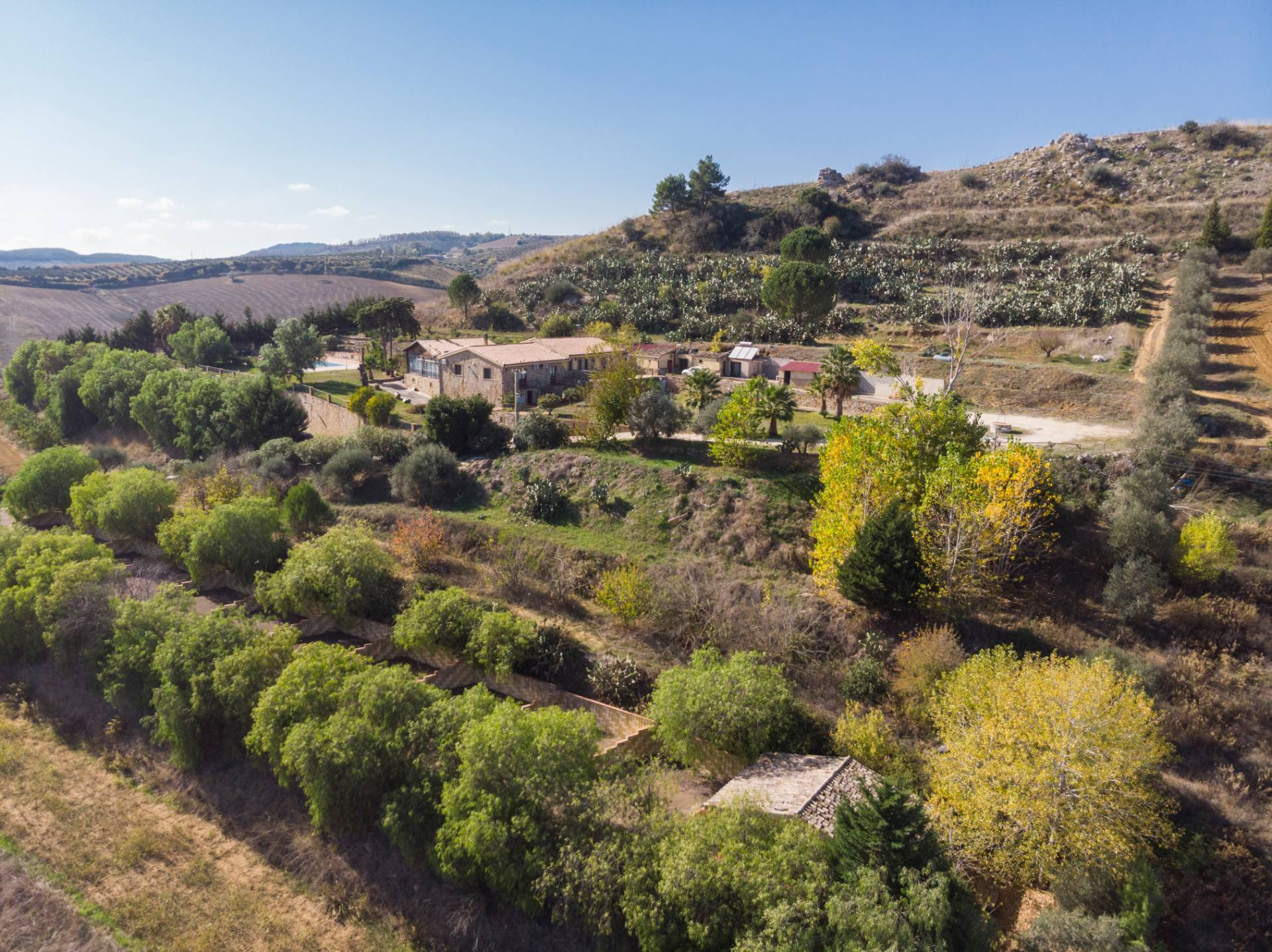 Villa in Vendita a Piazza Armerina: 5 locali, 550 mq - Foto 1