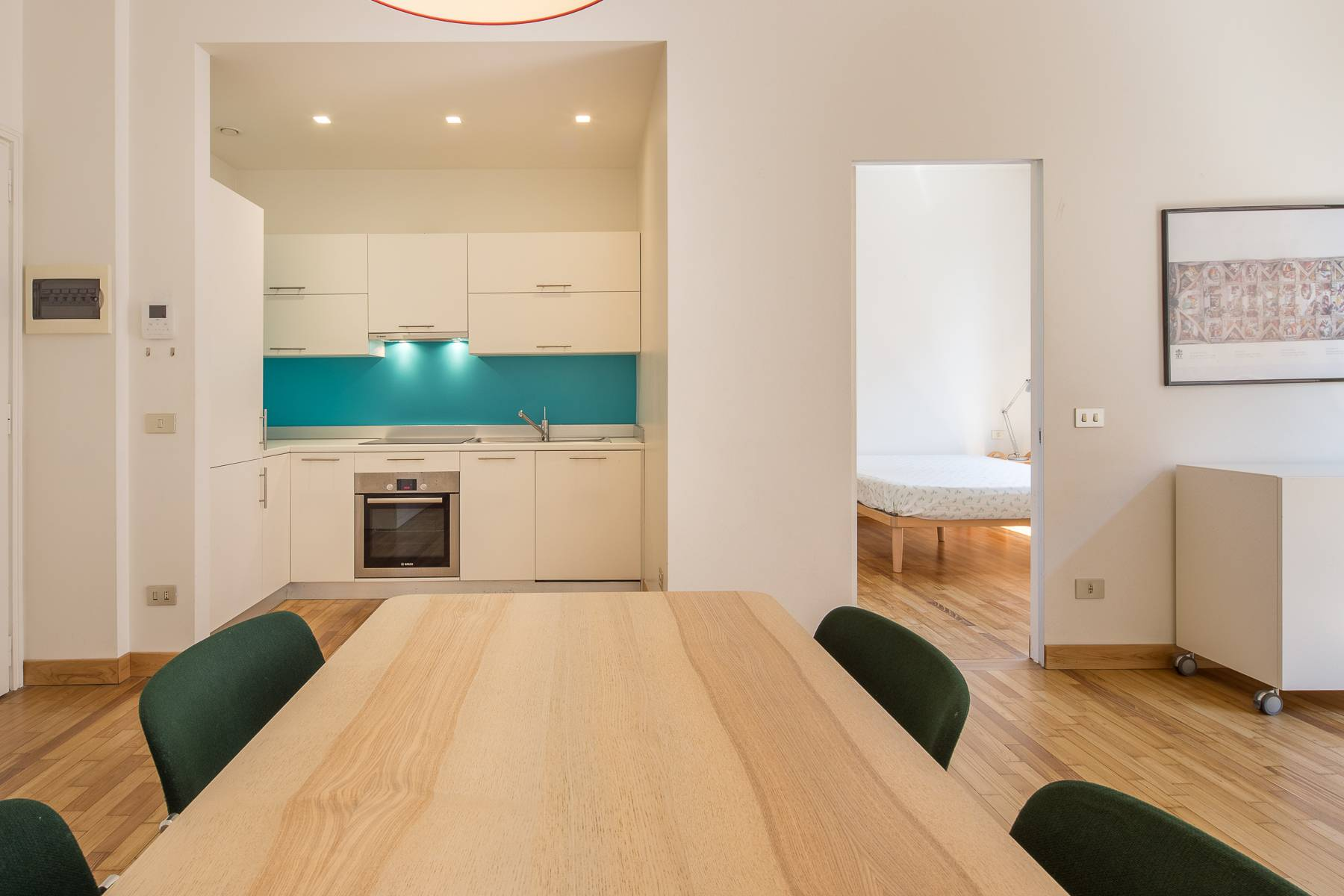 Appartamento in Affitto a Milano: 2 locali, 50 mq - Foto 3