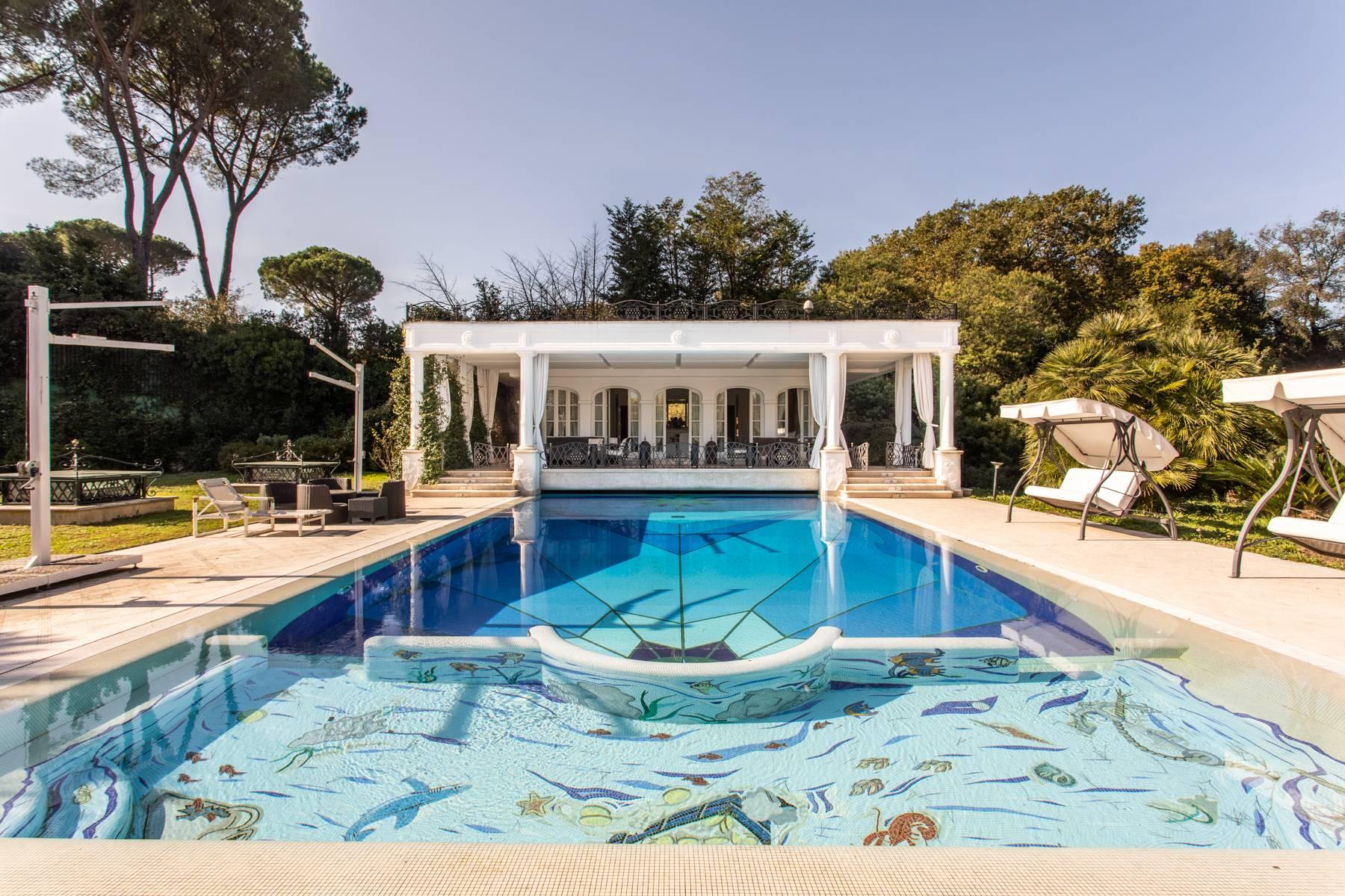 Villa in Vendita a Roma: 5 locali, 1700 mq - Foto 5