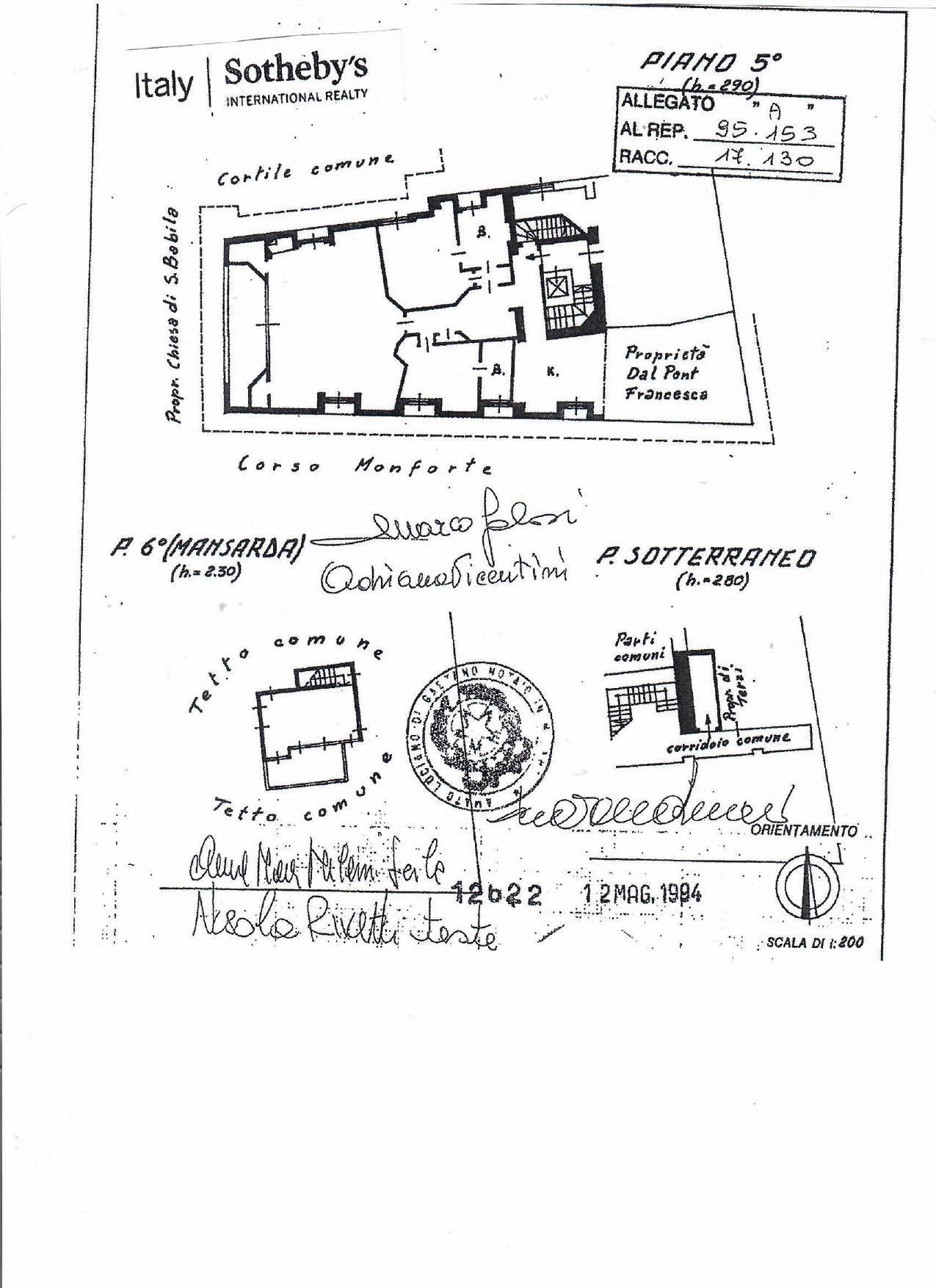 Appartamento in Affitto a Milano: 4 locali, 200 mq - Foto 27