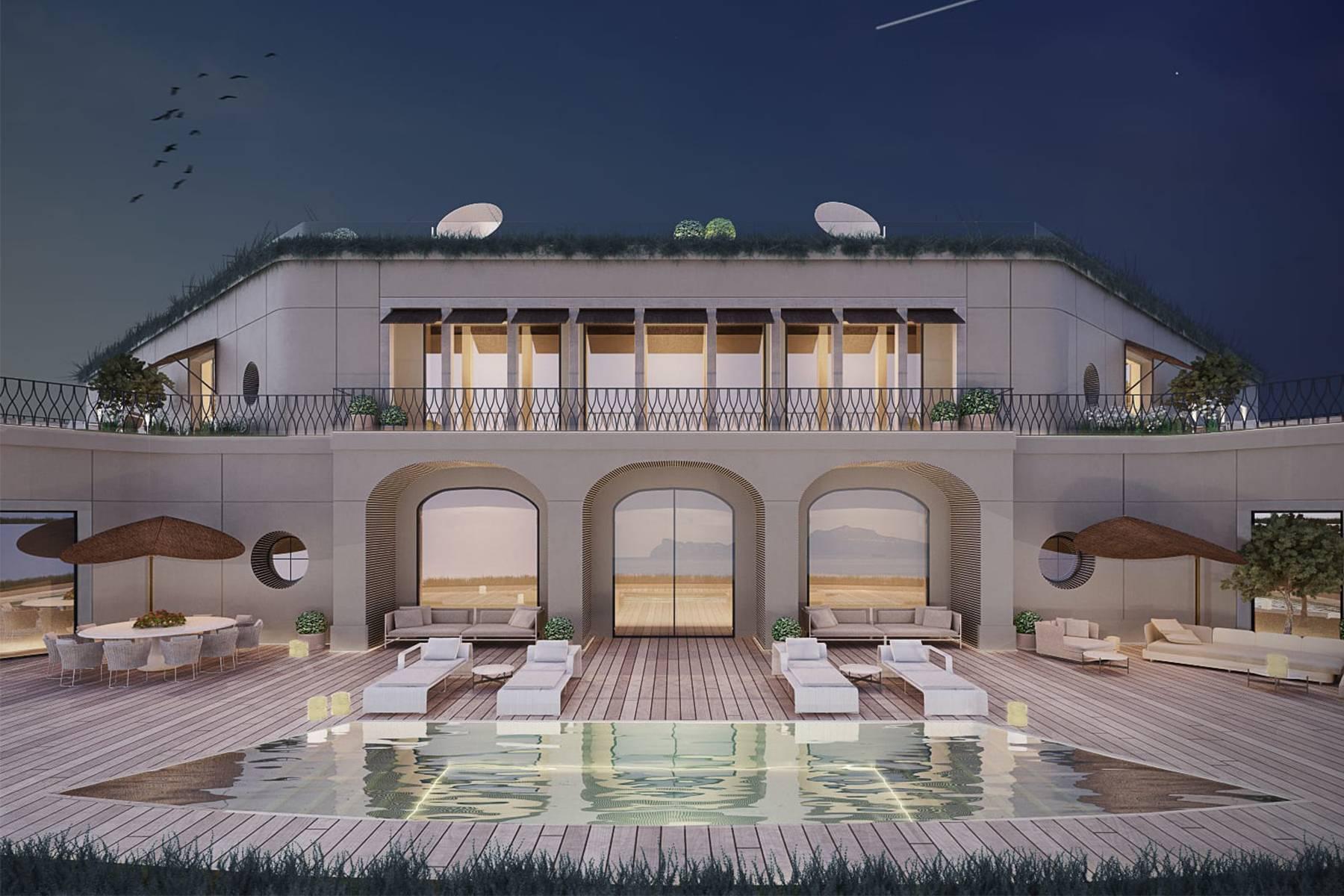 Villa in Vendita a Napoli via scipione capece