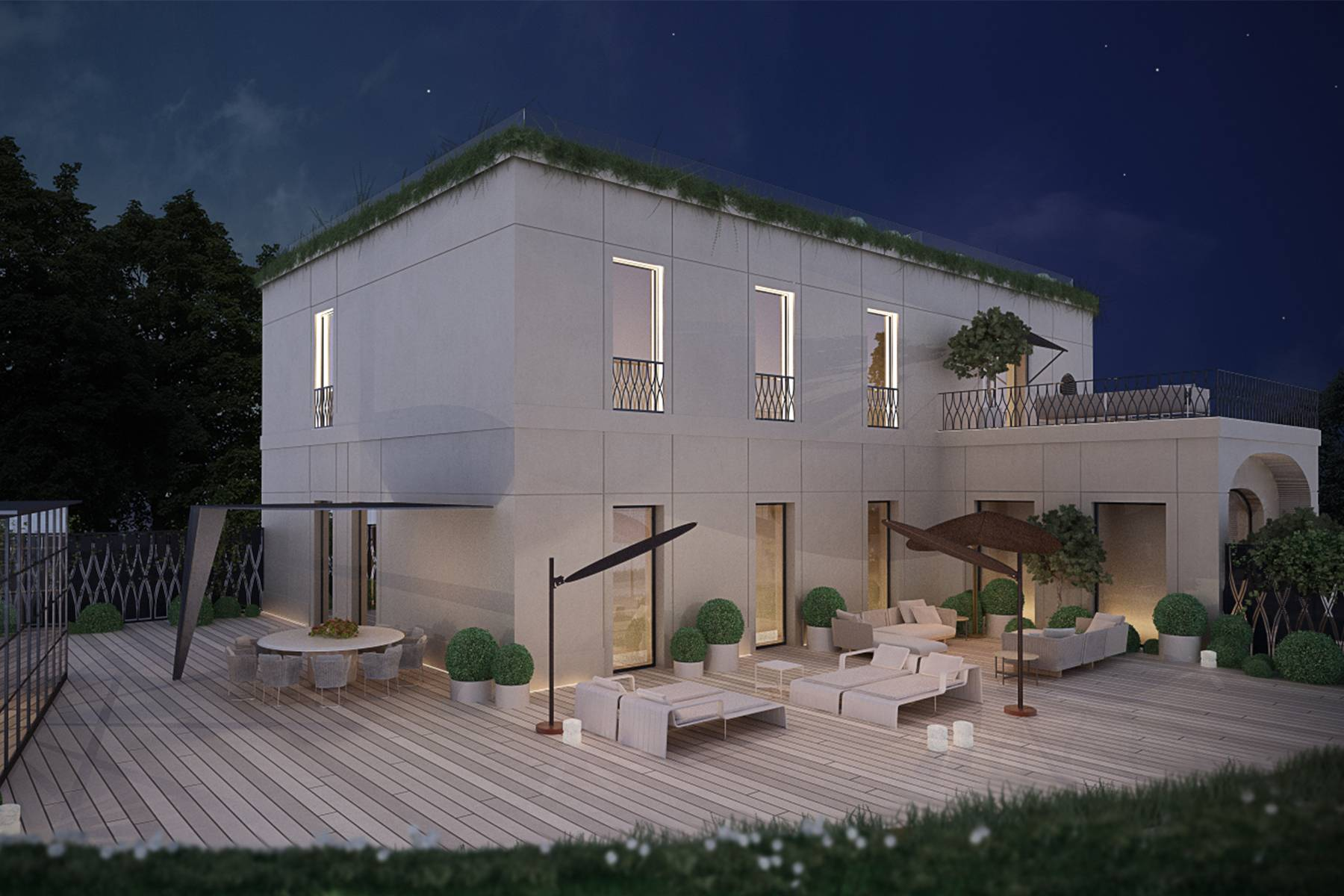 Villa in Vendita a Napoli: 5 locali, 360 mq - Foto 1