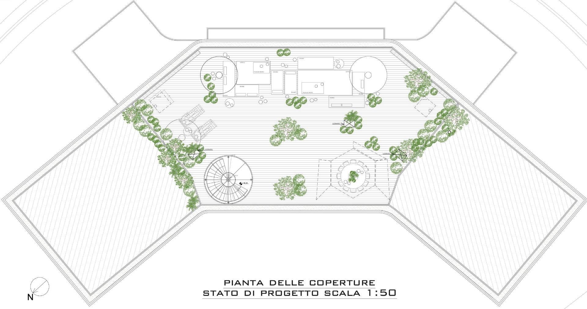Villa in Vendita a Napoli: 5 locali, 840 mq - Foto 21