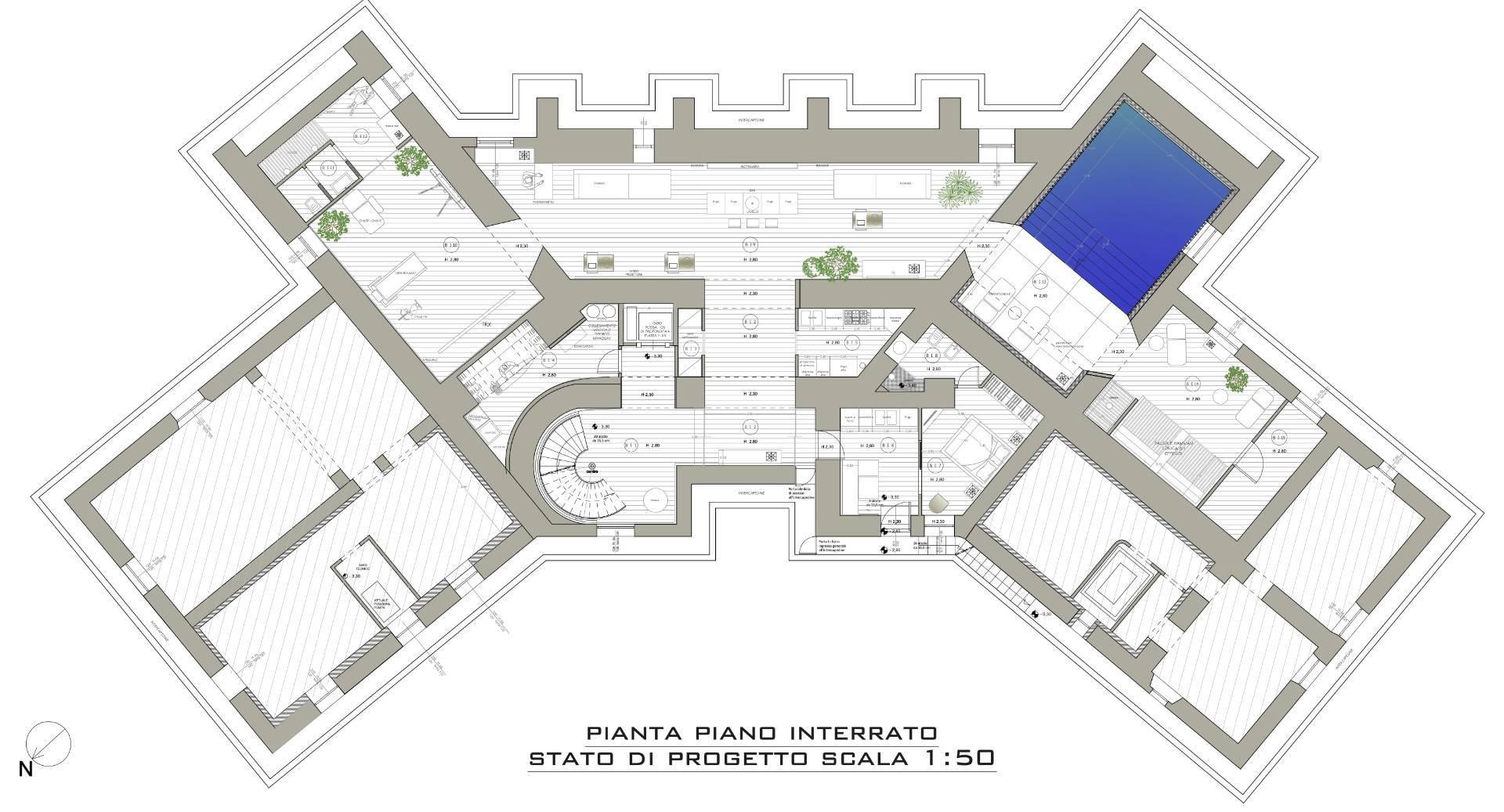 Villa in Vendita a Napoli: 5 locali, 840 mq - Foto 20