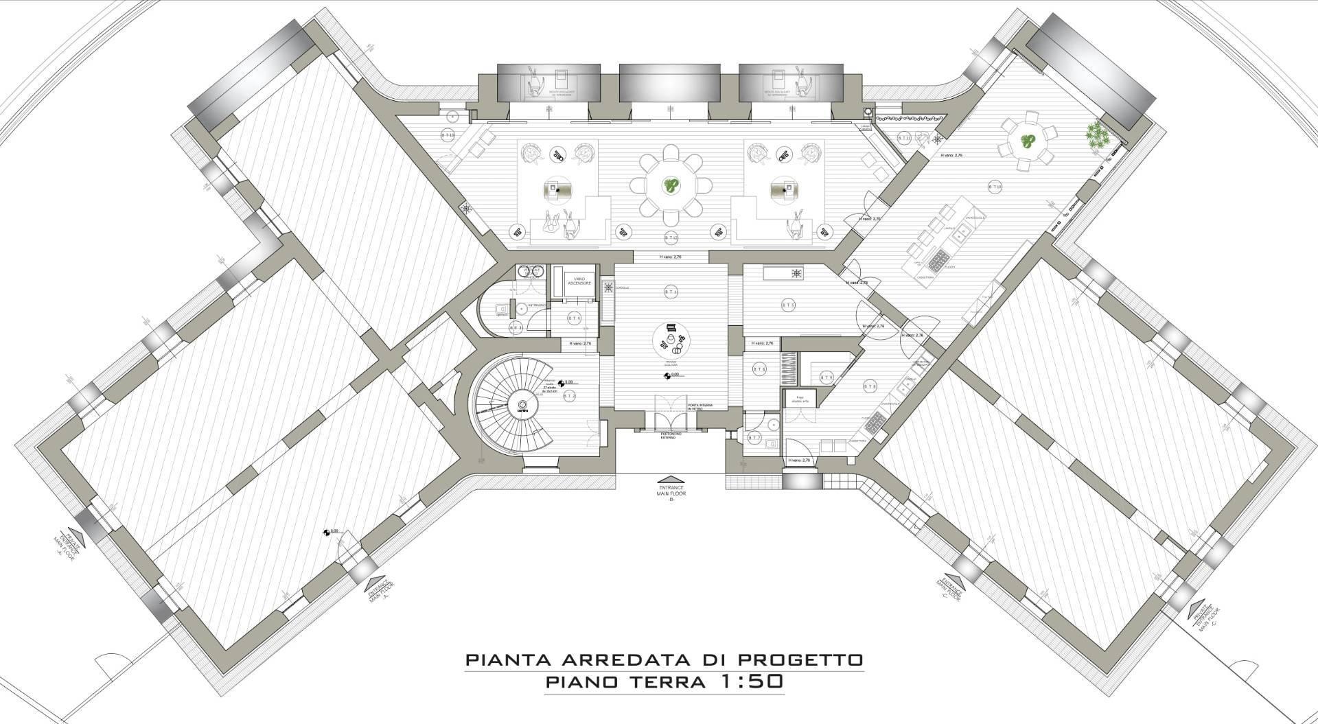 Villa in Vendita a Napoli: 5 locali, 840 mq - Foto 18