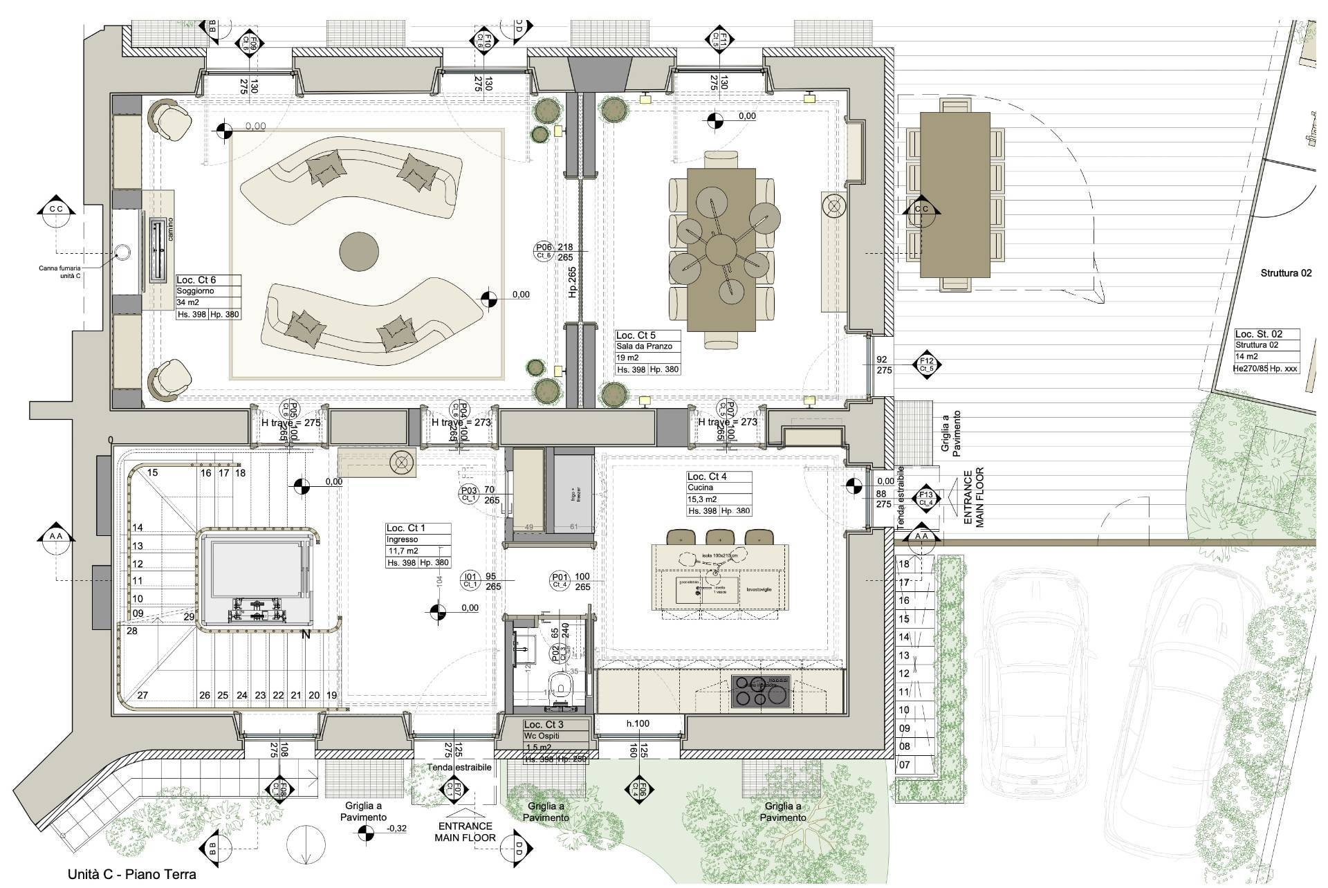 Villa in Vendita a Napoli: 5 locali, 360 mq - Foto 13