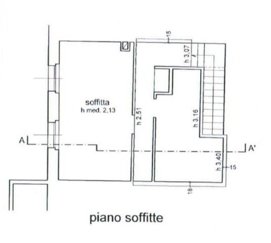Appartamento in Vendita a Bagno A Ripoli: 5 locali, 300 mq - Foto 20