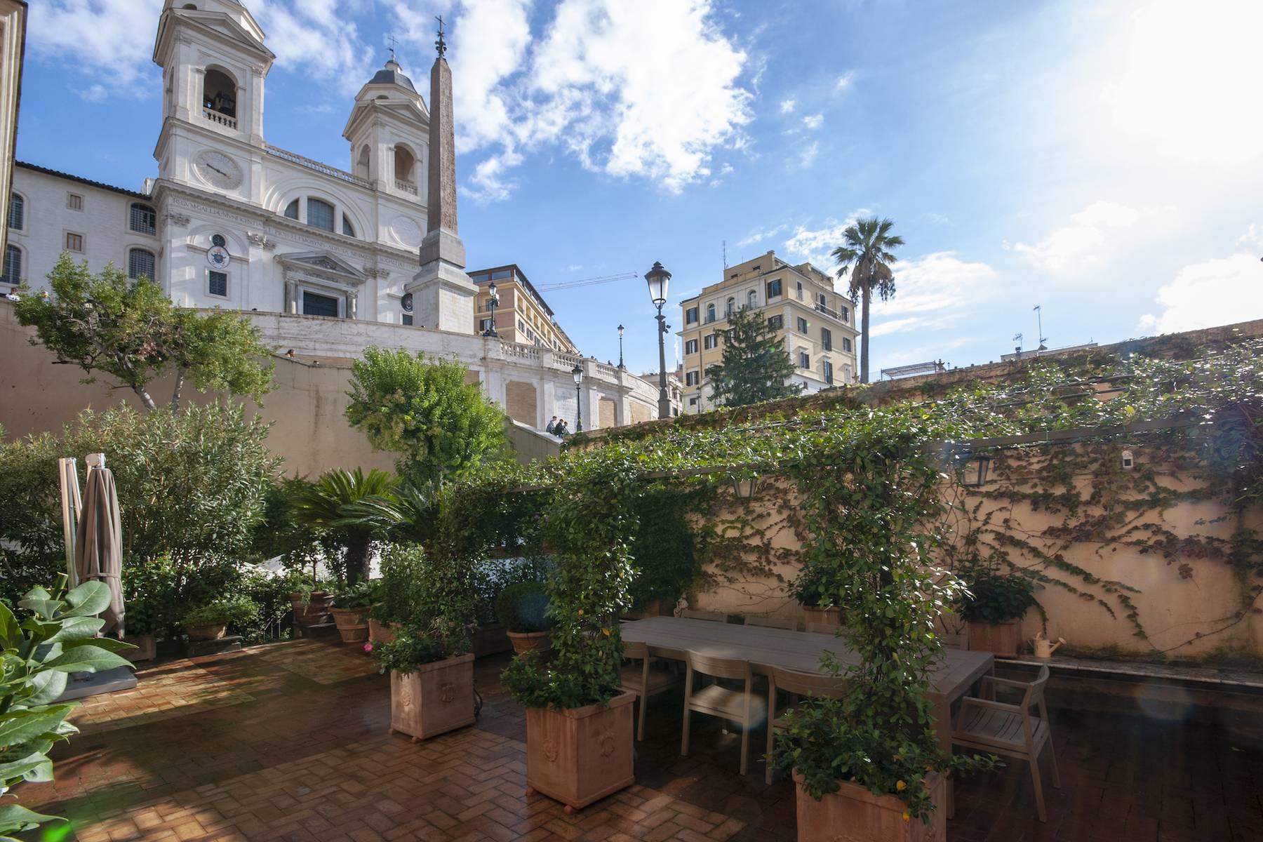 Appartamento in Affitto a Roma vico vicolo del bottino