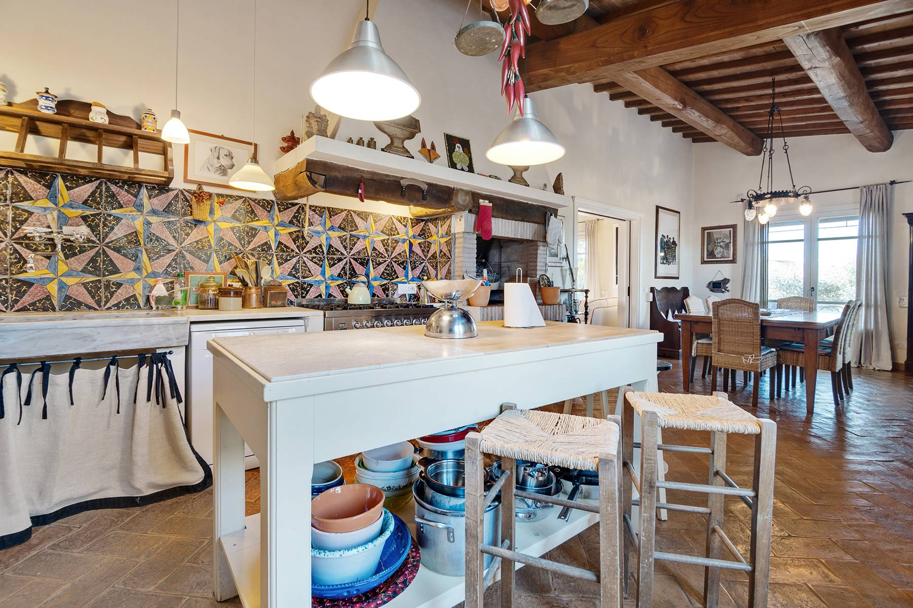 Villa in Vendita a Magliano In Toscana: 5 locali, 378 mq - Foto 8