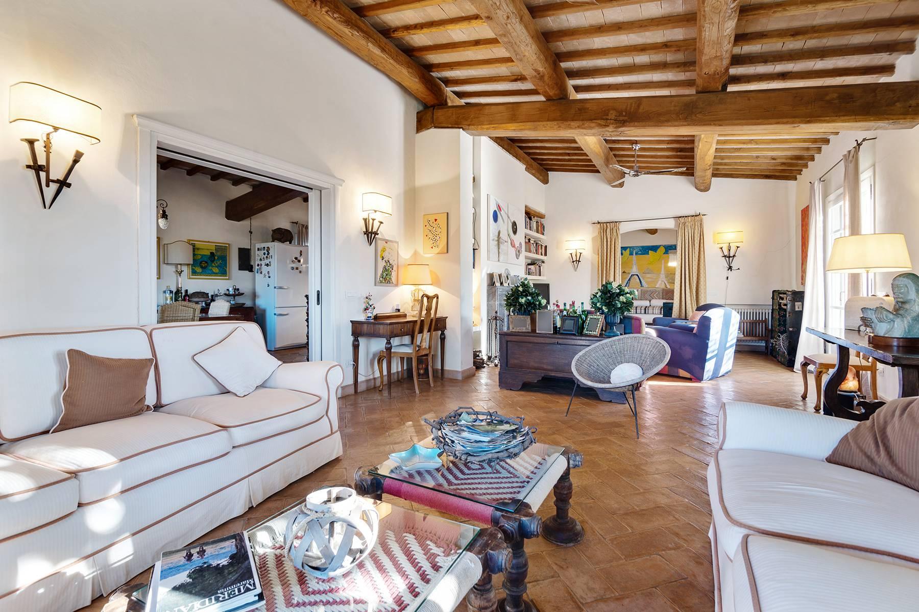 Villa in Vendita a Magliano In Toscana: 5 locali, 378 mq - Foto 3