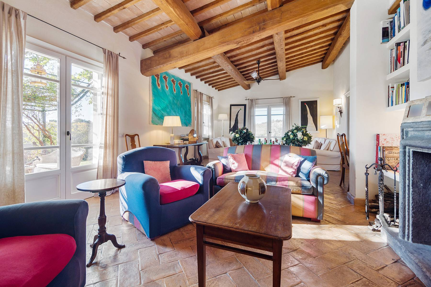 Villa in Vendita a Magliano In Toscana: 5 locali, 378 mq - Foto 2
