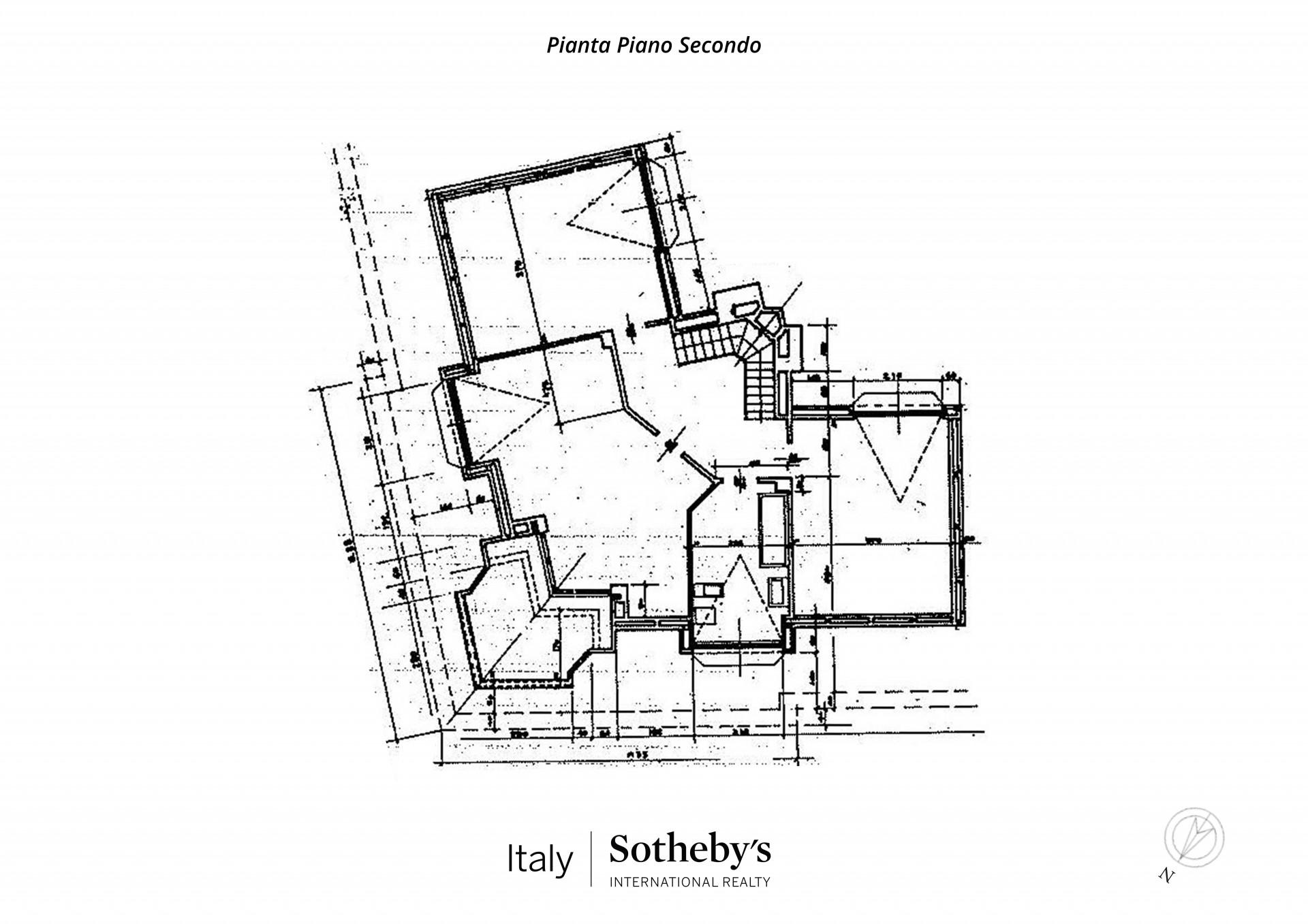 Villa in Vendita a Torino: 5 locali, 750 mq - Foto 24
