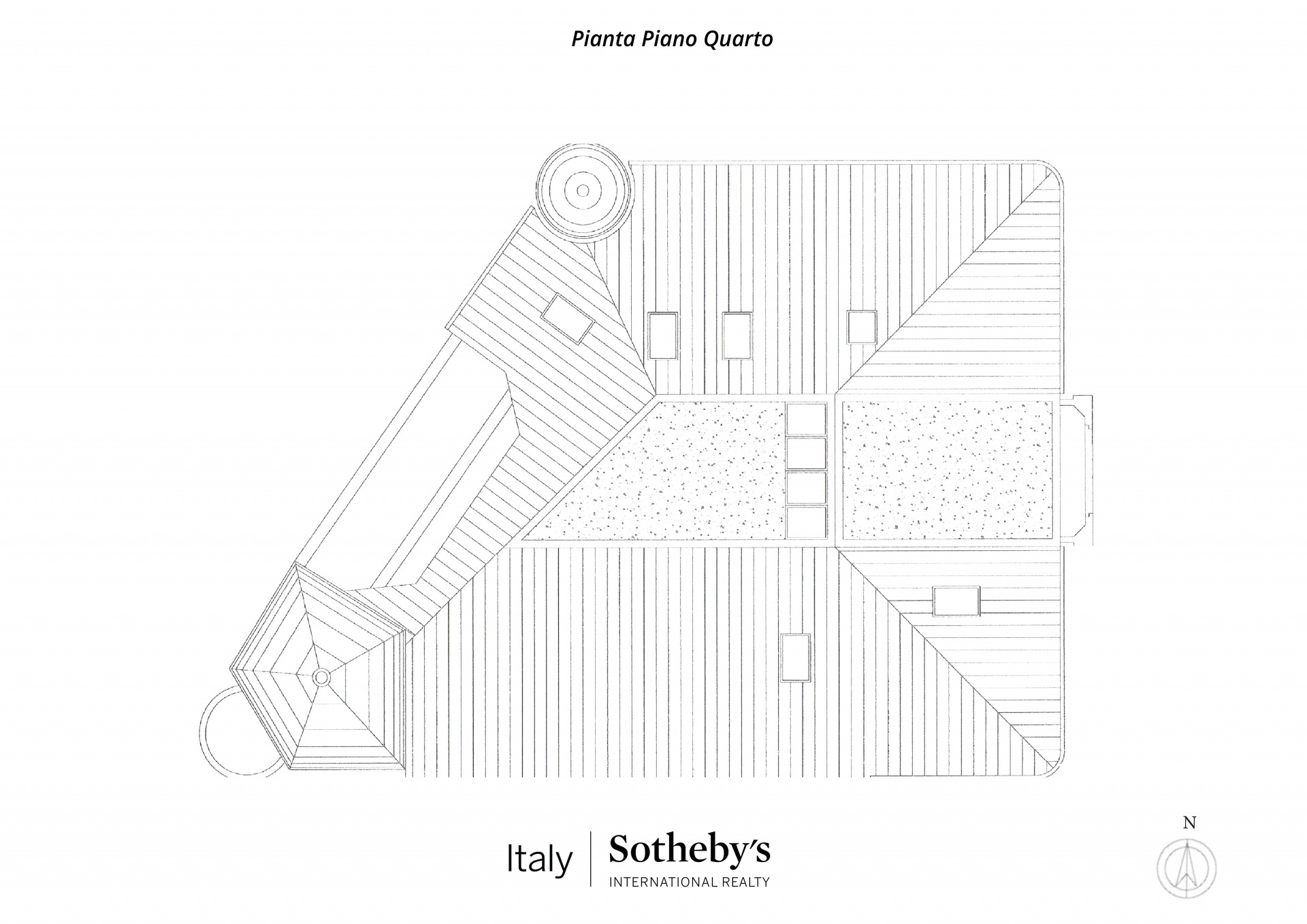 Appartamento in Vendita a Torino: 5 locali, 160 mq - Foto 19