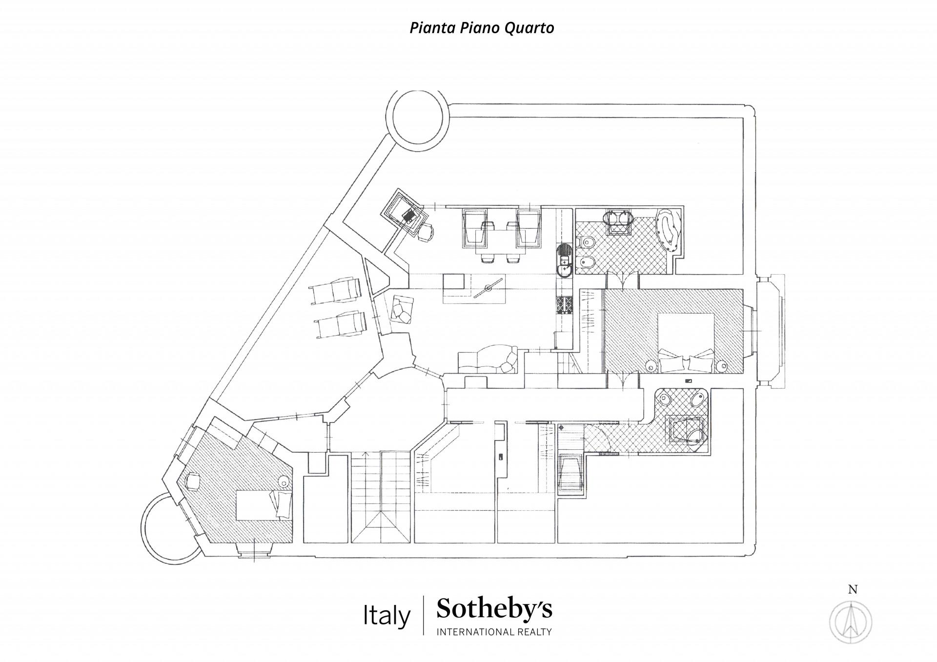 Appartamento in Vendita a Torino: 5 locali, 160 mq - Foto 20