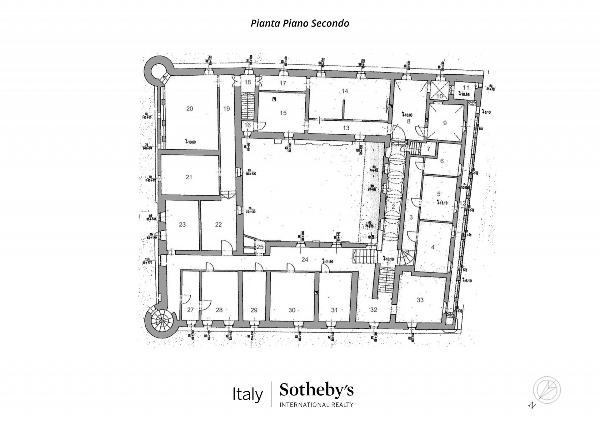 Palazzo in Vendita a Torino: 5 locali, 2288 mq - Foto 14