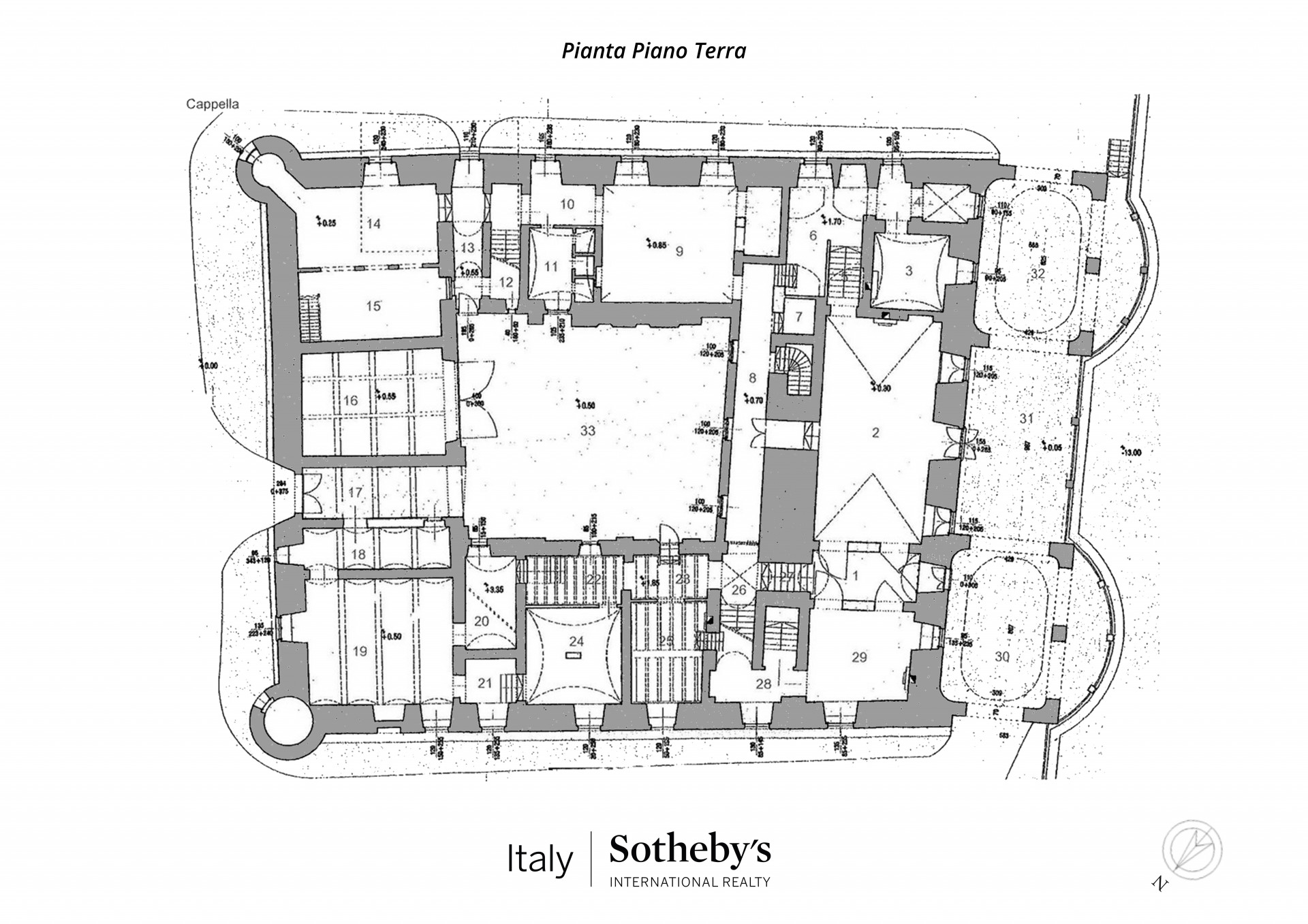 Palazzo in Vendita a Torino: 5 locali, 2288 mq - Foto 16