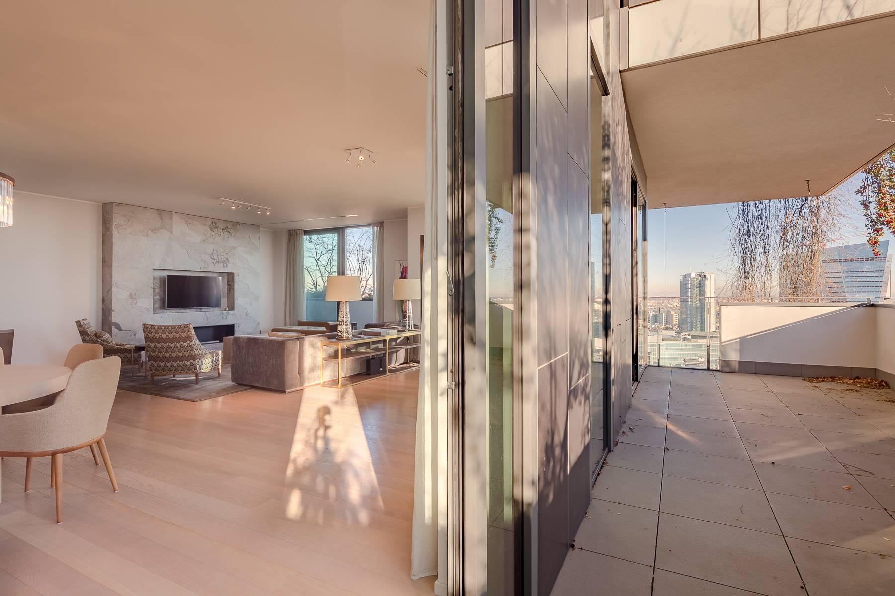 Appartamento in Vendita a Milano: 5 locali, 270 mq - Foto 10