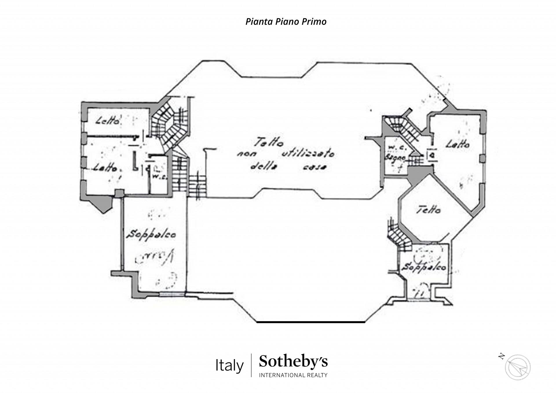 Villa in Vendita a Torino: 5 locali, 730 mq - Foto 23